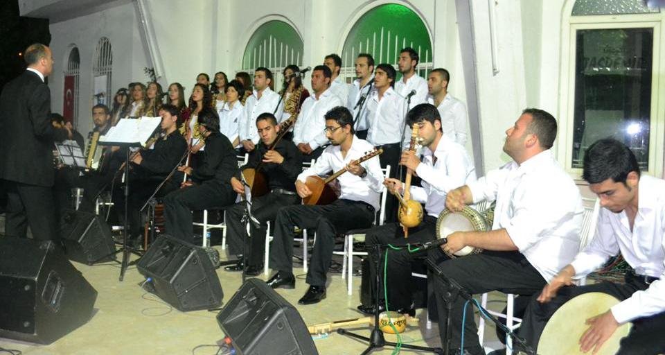 373-Oğuzeli Halk Müziği Konser (1)