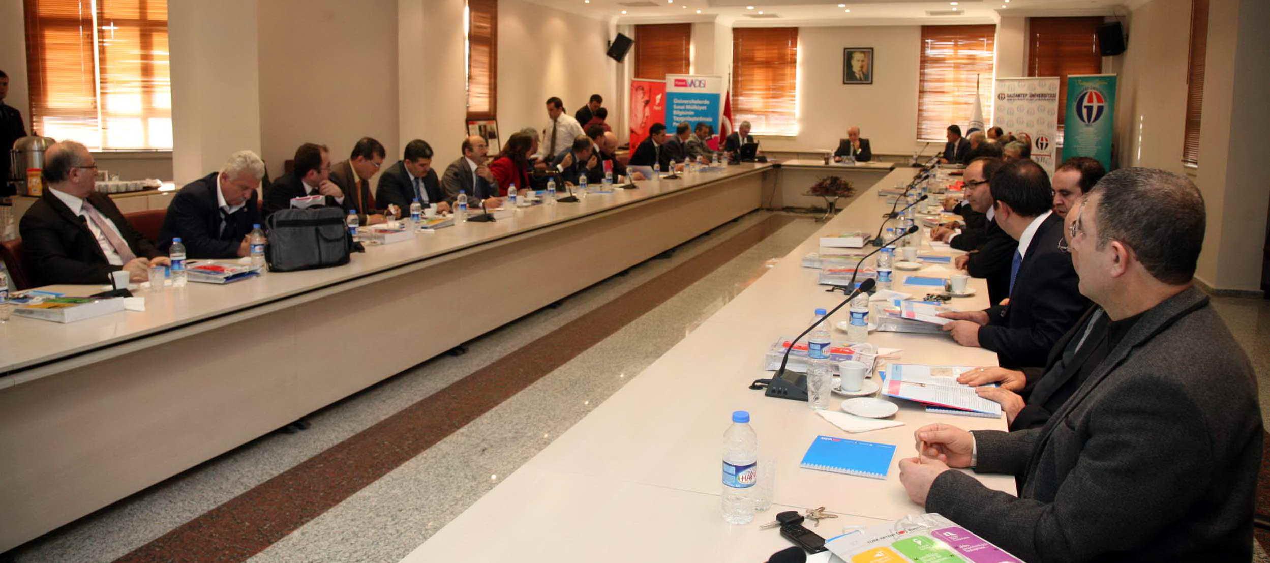 (GAÜN) Patent ve Patent Sistemleri Toplantısı (04)