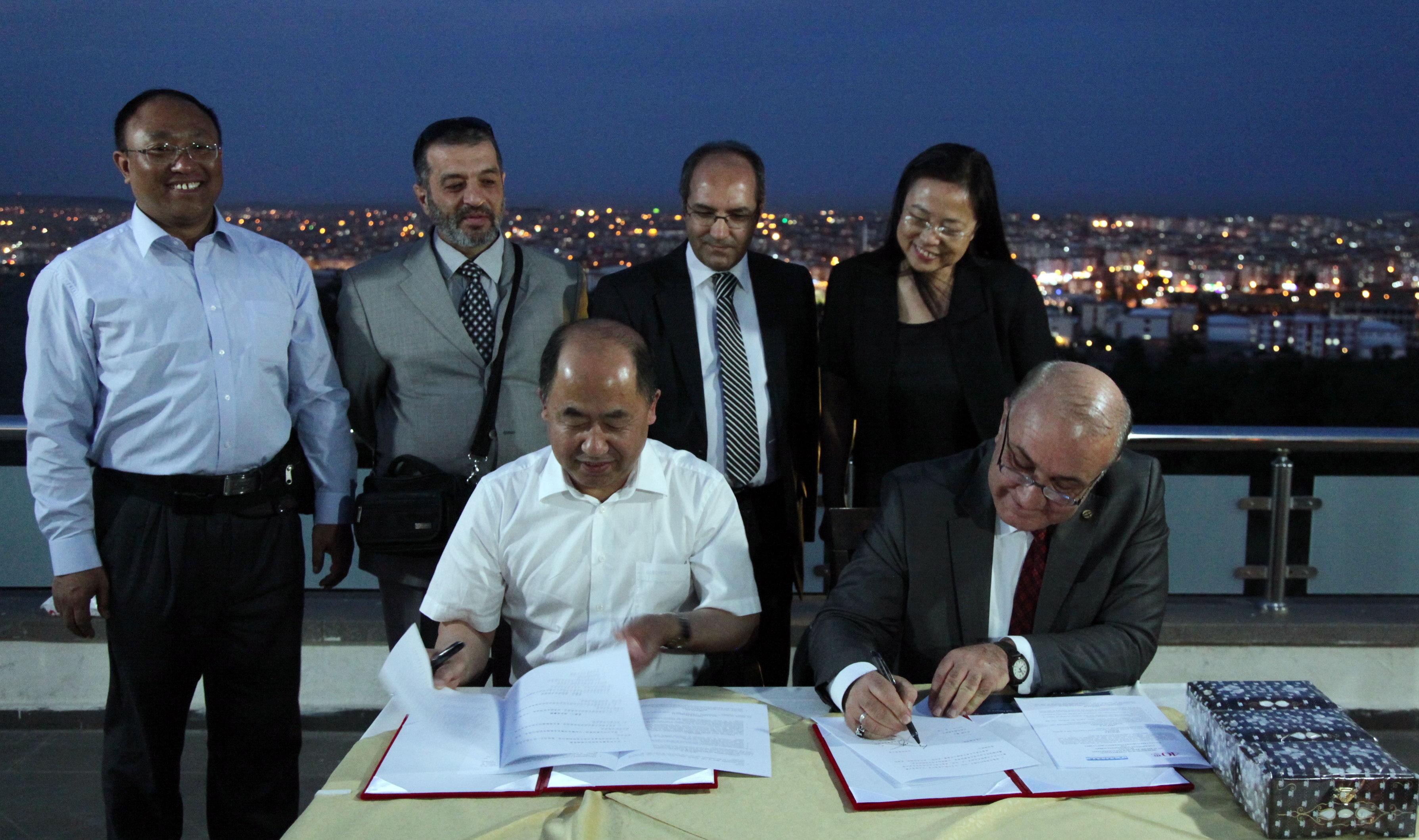 213 - Mevlana ile Konfüçyüs Gaziantep Üniversitesi'nde Buluşuyor (2)