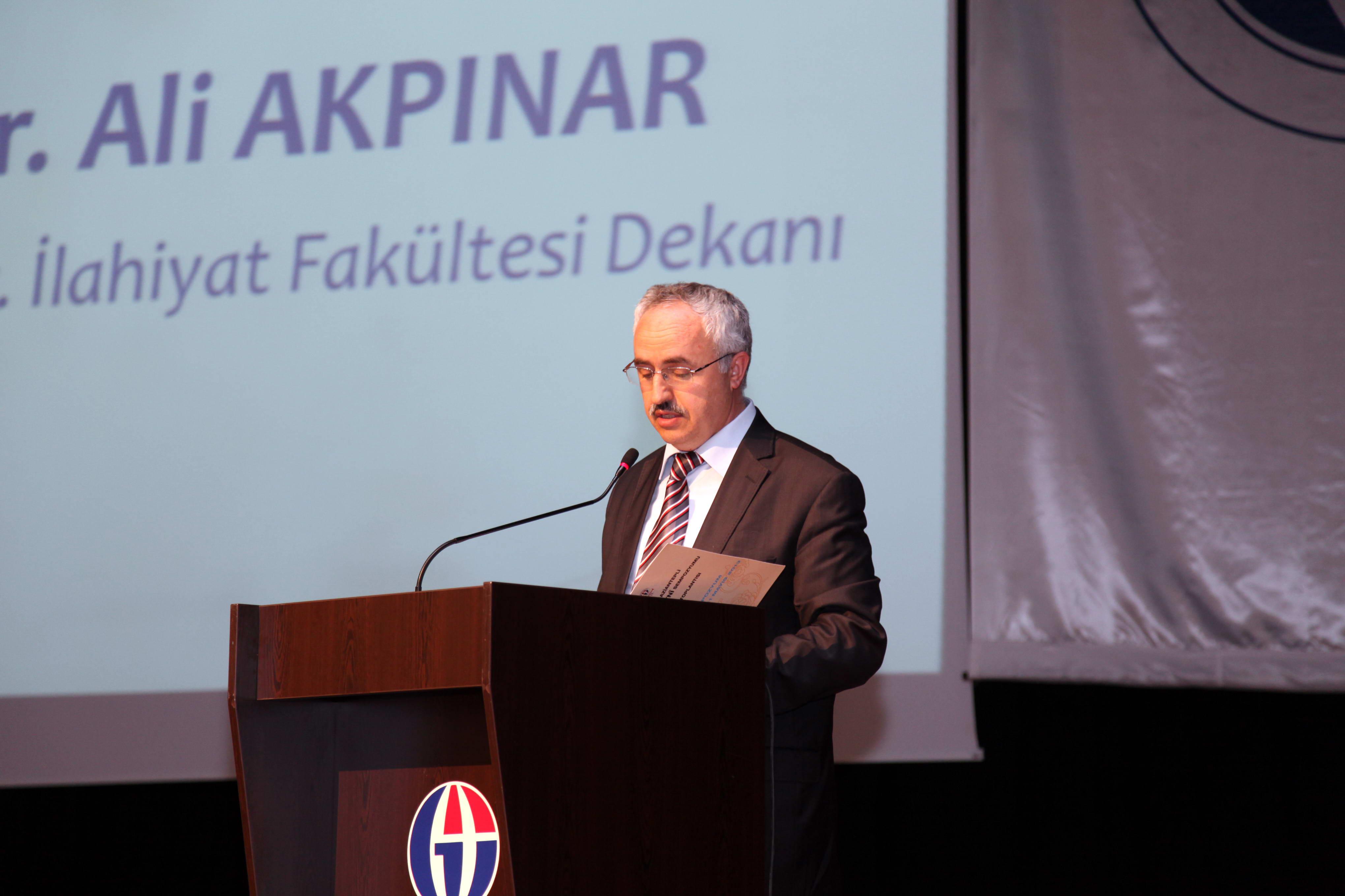 226-İLAHİYAT SEMPOZYUM (Prof. Dr. Ali Akpınar)