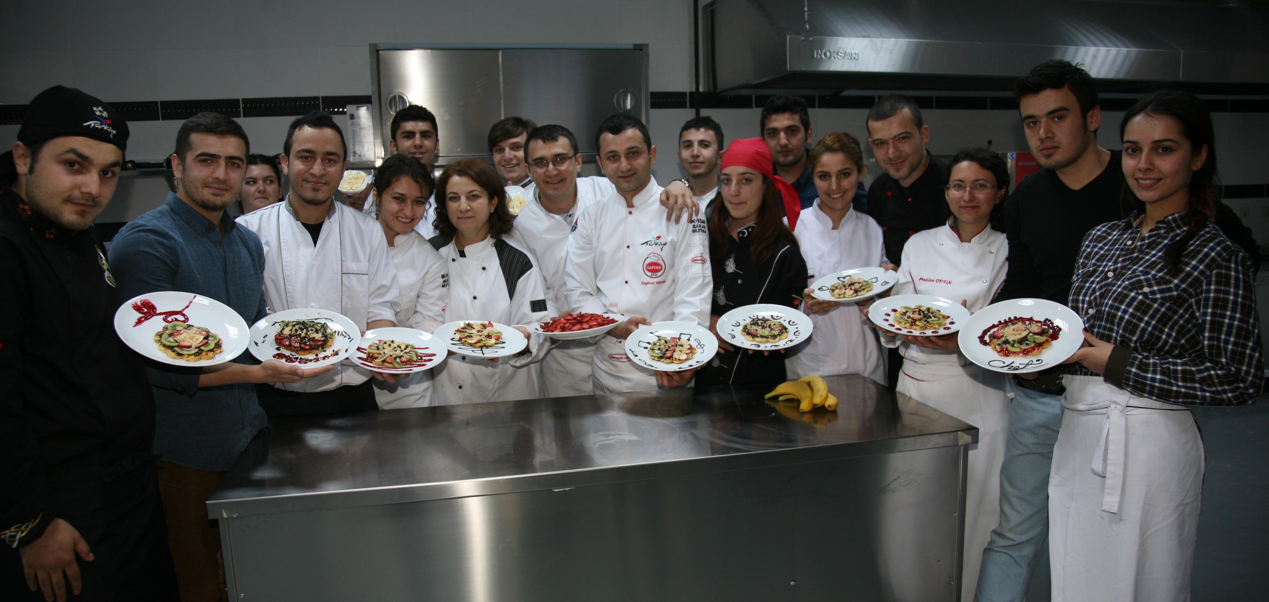 Gastronomi Öğrencilerinden İki Uluslararası Başarı (1)