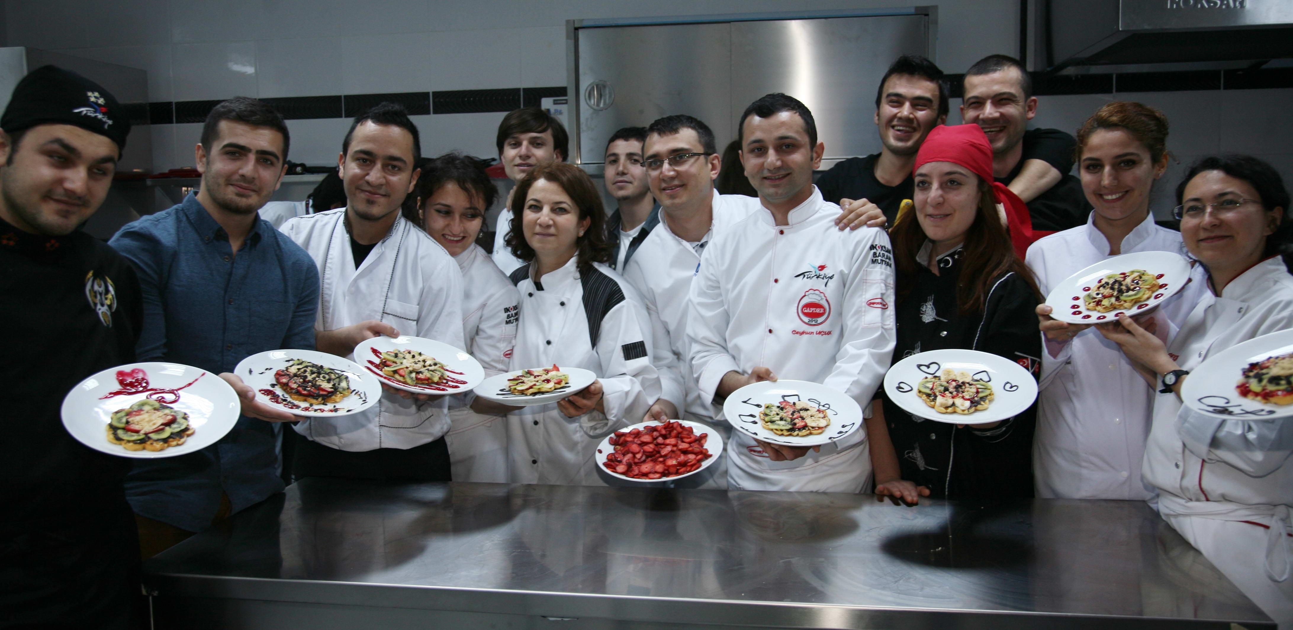 Gastronomi Öğrencilerinden İki Uluslararası Başarı (2)