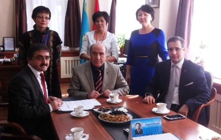 Gaziantep Üniversitesinin Kazakistan Çıkartması (04)