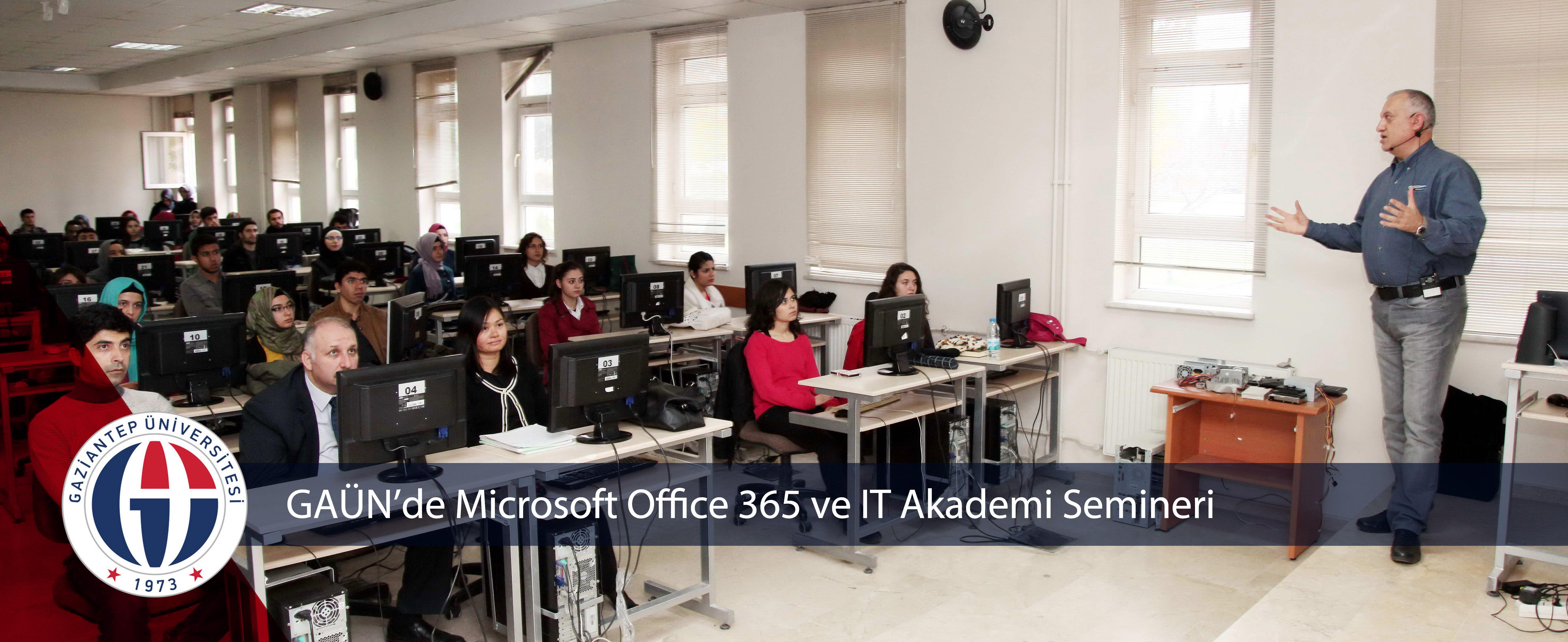 Microsoft Tanıtım Semineri
