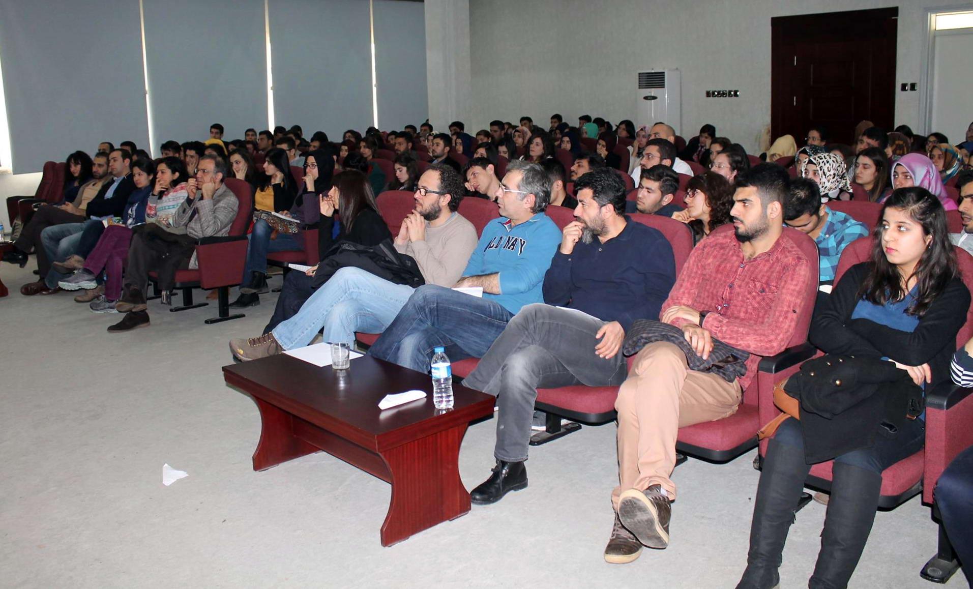 Ekonomi Politiği Konferans -  (2)
