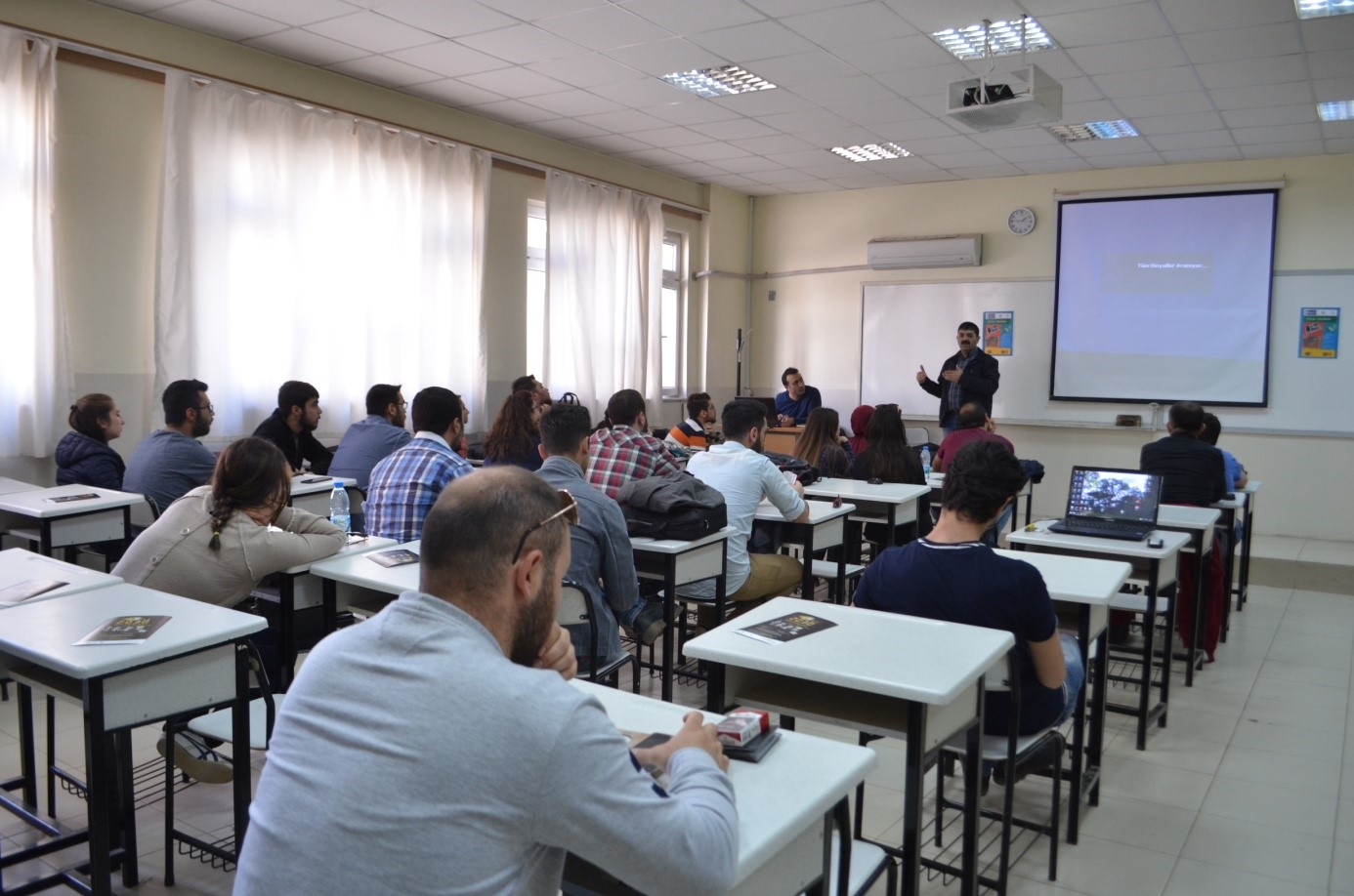 Fizik Mühendisliği Bölümünde Aydınlatma Eğitimi Sertifika Programı- (2)