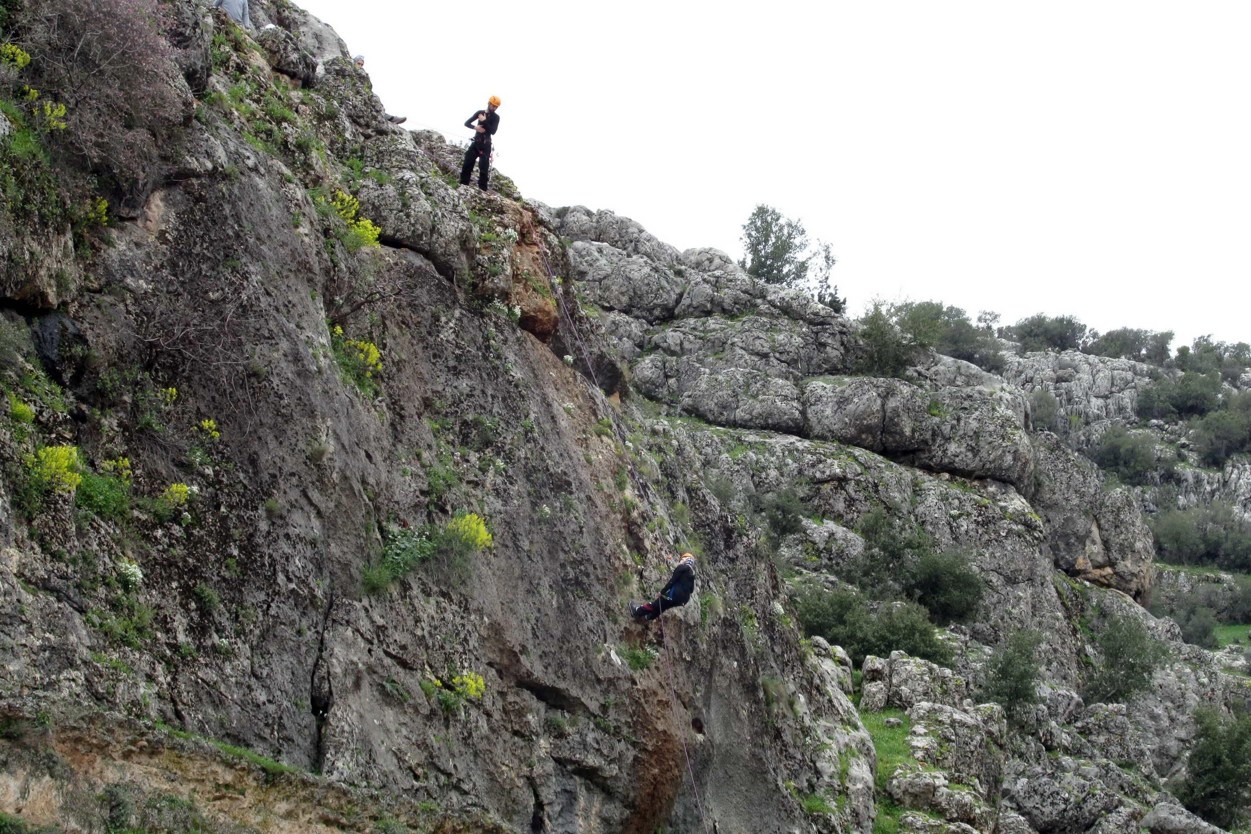 GÜDAT Yaz Gelişim Eğitim Kampını Köklüce Kanyonu'nda Tamamladı (3)