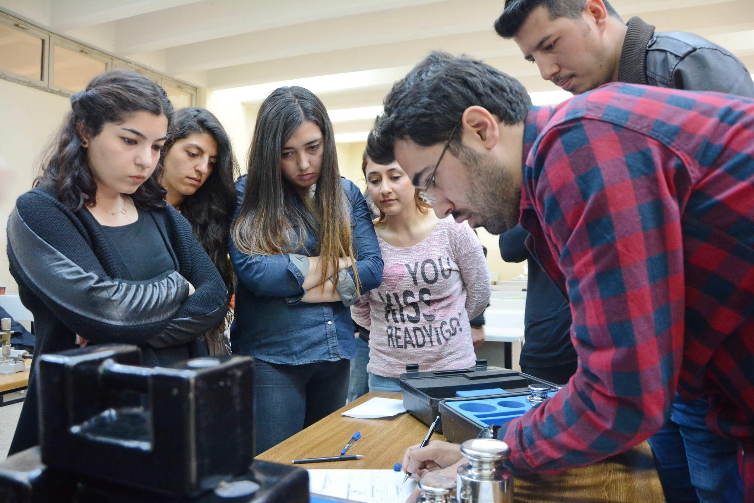 GAÜN Mühendislik Fakültesi Öğrencilerine Eğitim Verildi (4)