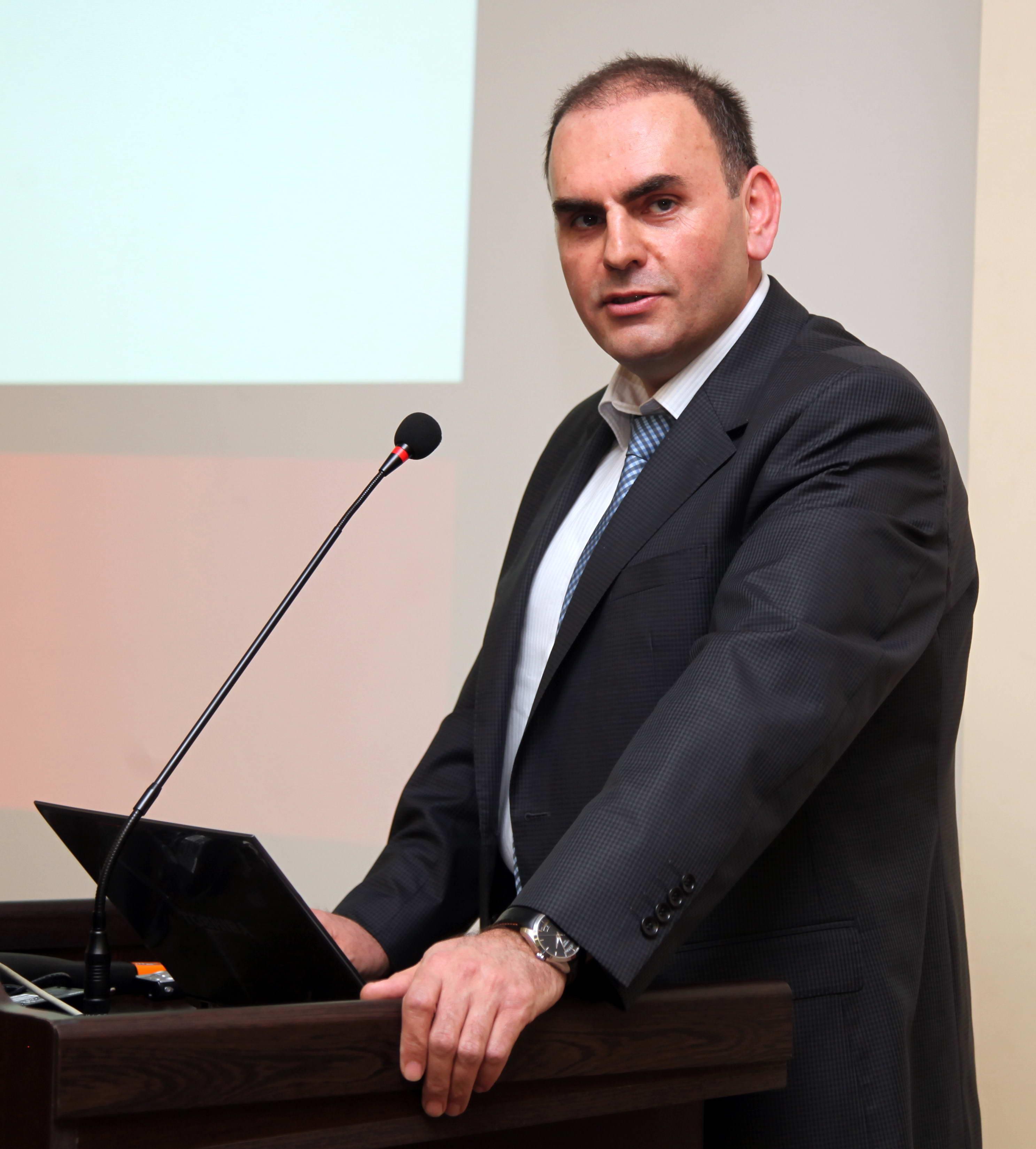Gaziantep Üniversitesinde Sektör Günleri -  (Ender Demiray)