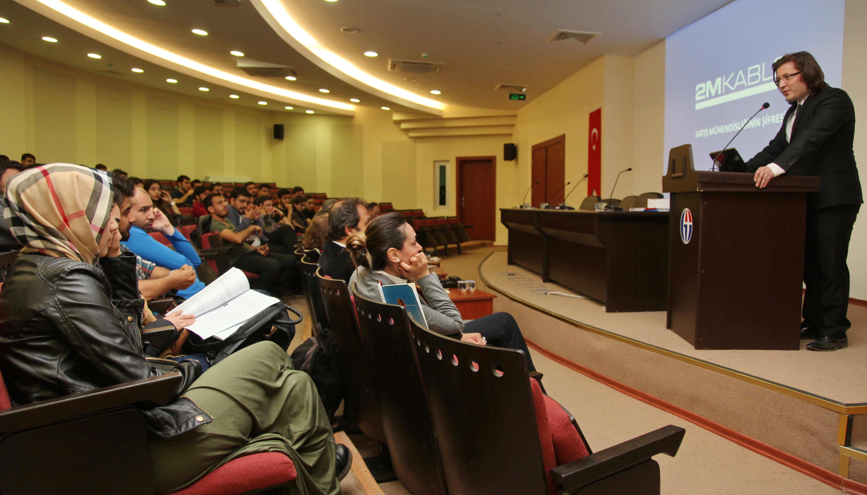 Gaziantep Üniversitesinde Sektör Günleri