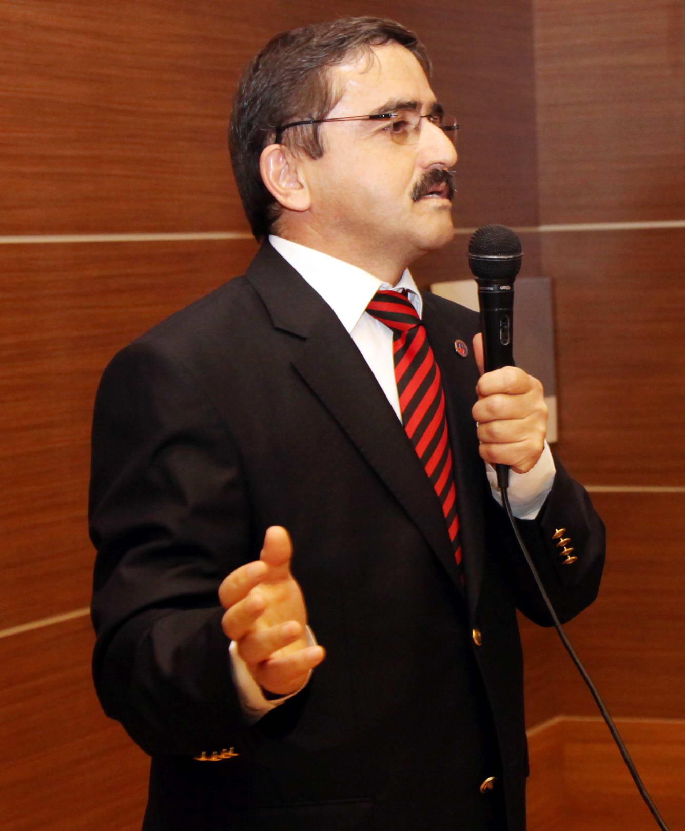 ilahiyat Konferans -  (Prof. Dr. Cahit Bağcı)