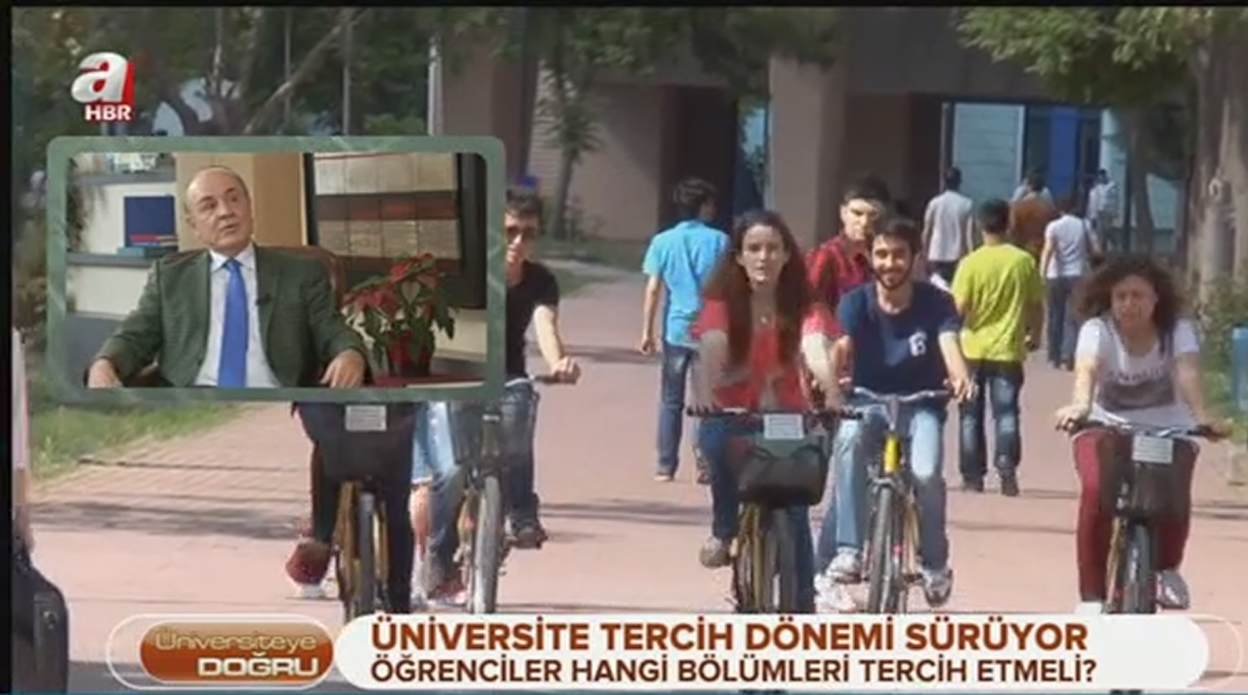 Anadolu'nun dünya üniversitesine gelin -  (3)
