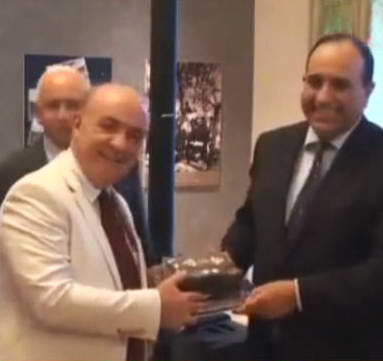 Dünyada Türk birlikteliği için önemli çalıştay -  (3)