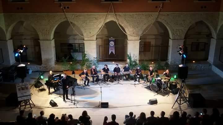 GAÜN Ruhnevaz Müzik Topluluğu İtalya'da (1)