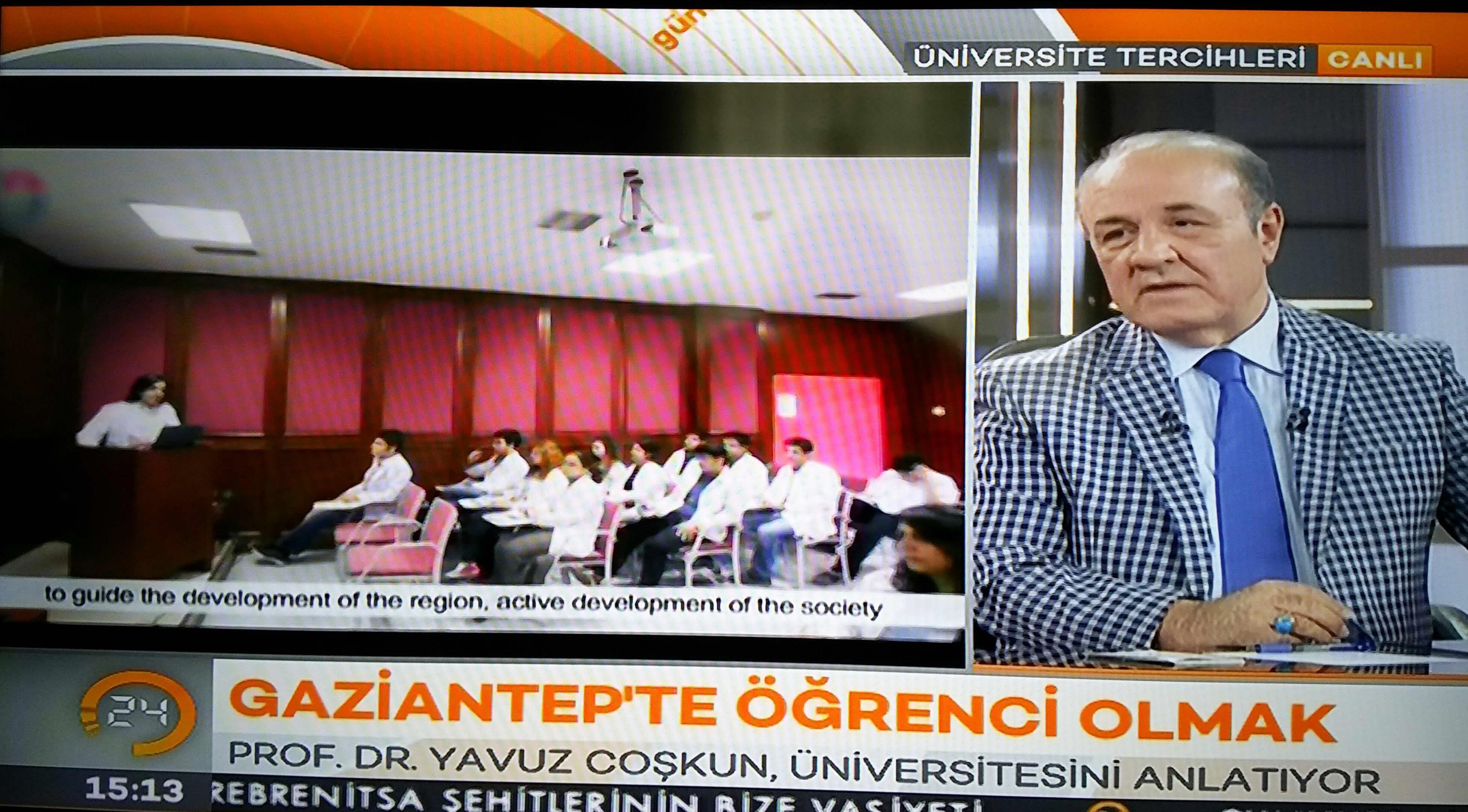 REKTÖR COŞKUN ''ÜNİVERSİTELER BİZİ TAKLİT EDİYOR'' -  (2)