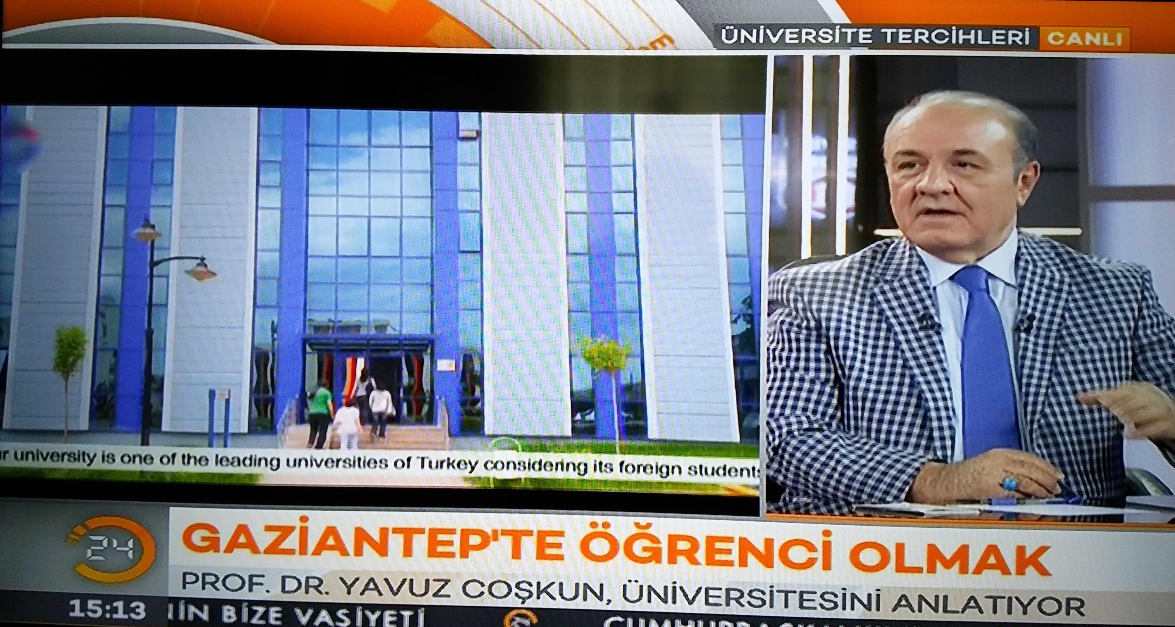 REKTÖR COŞKUN ''ÜNİVERSİTELER BİZİ TAKLİT EDİYOR'' -  (3)