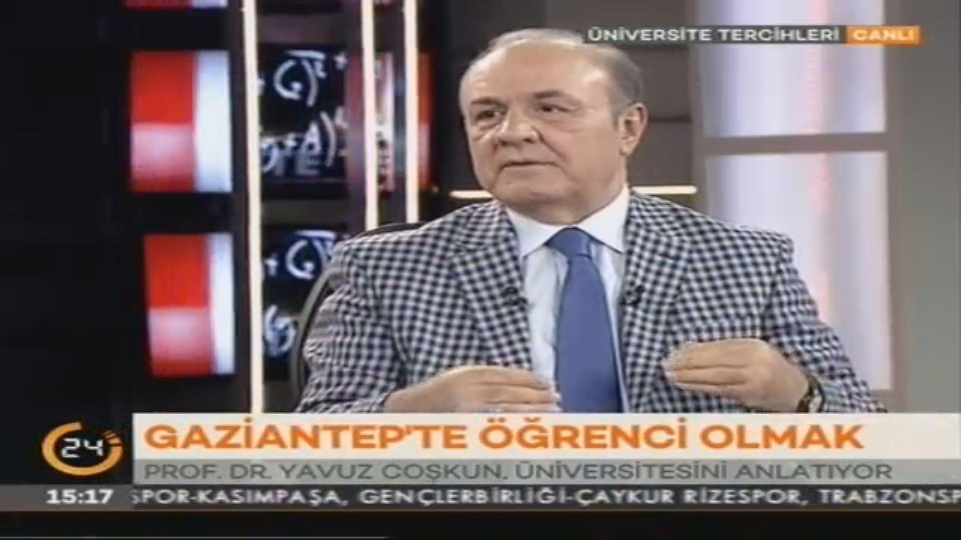 Rektör - Kanal24 TV
