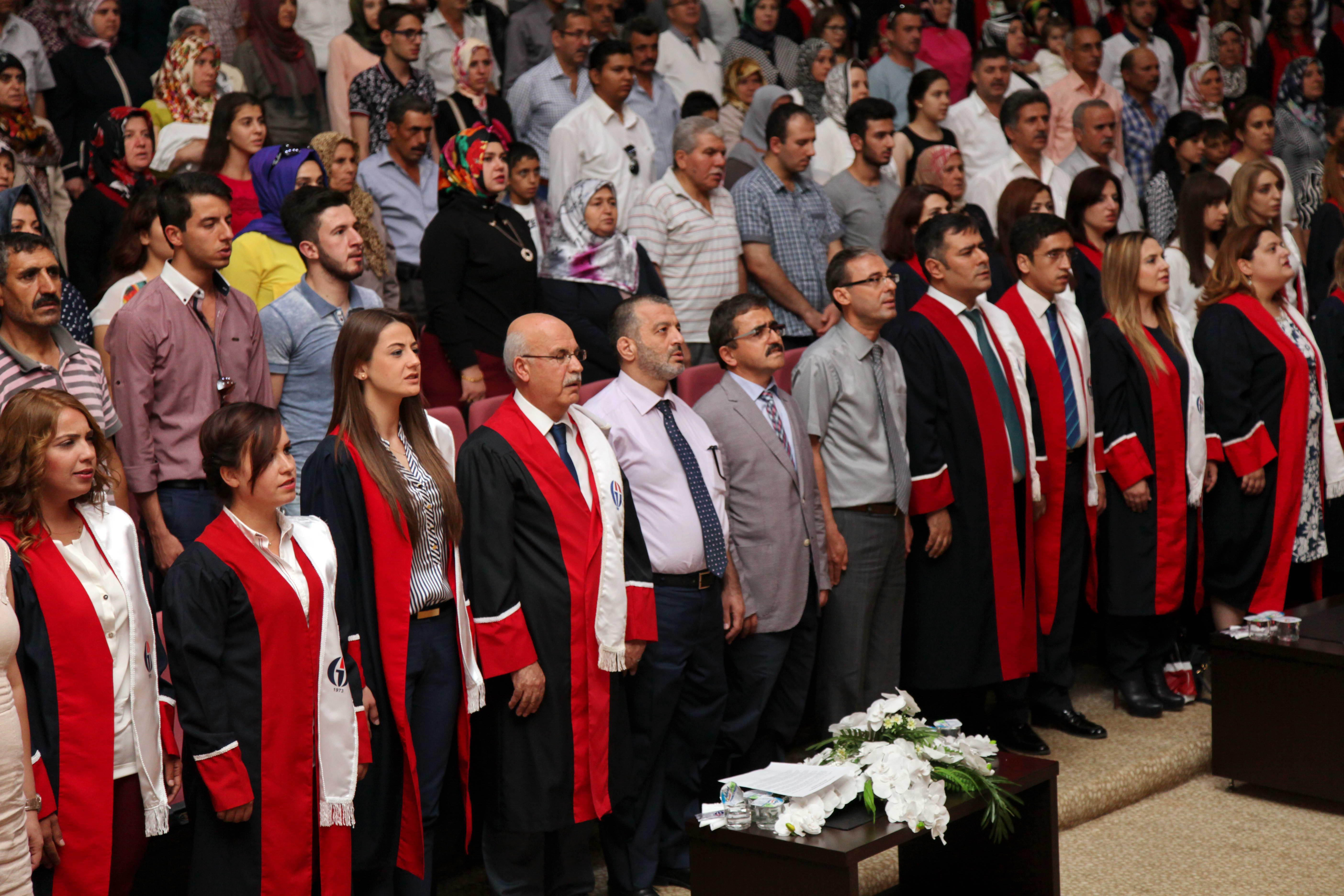 Naci Topçuoğlu Meslek Yüksekokulu Yedinci Dönem Mezunlarını Verdi -  (2)