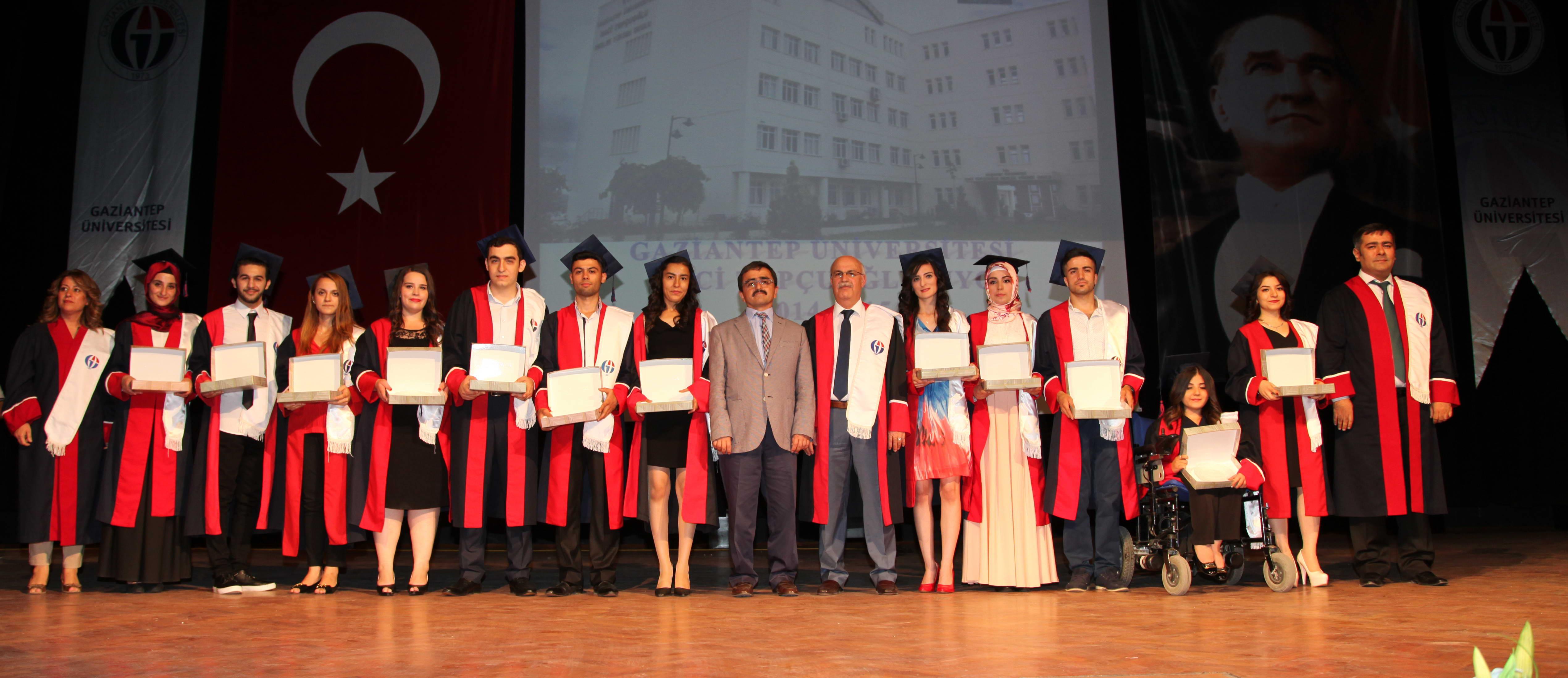 Naci Topçuoğlu Meslek Yüksekokulu Yedinci Dönem Mezunlarını Verdi -  (8)