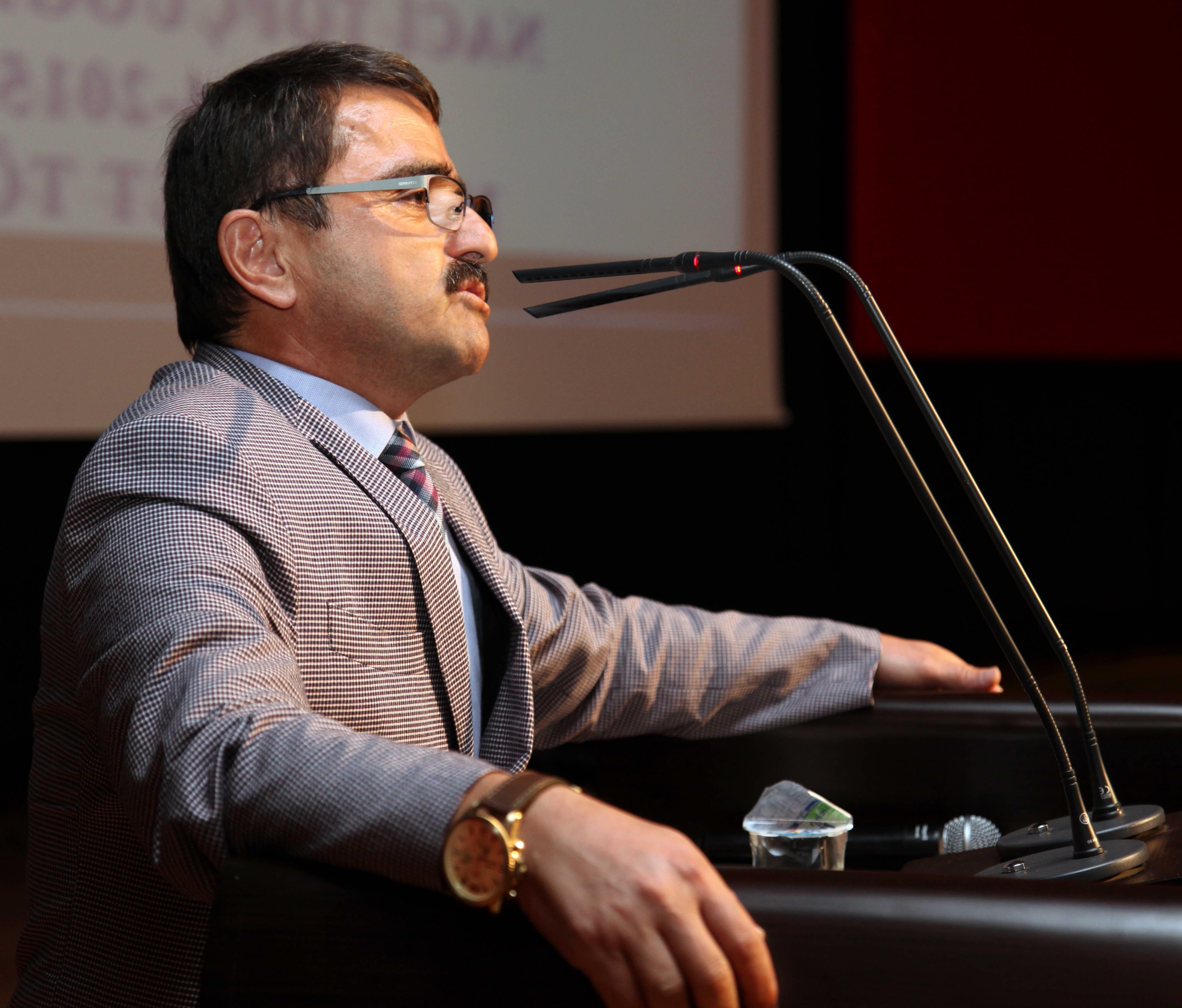 Prof. Dr. Cahit Bağcı