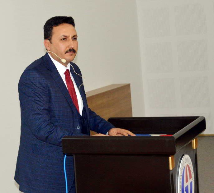 """Atatürk ve Eğitim"""" konulu konferans -1"""