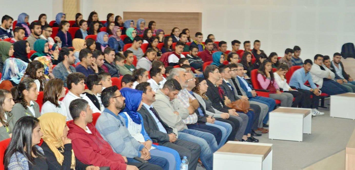 """Atatürk ve Eğitim"""" konulu konferans -2"""