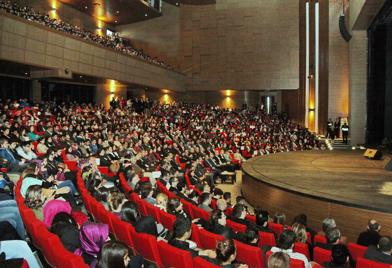"""Prof. Dr. Nuri Yavuz'dan """"Atatürk ve Cumhuriyet"""" konferansı (3)"""