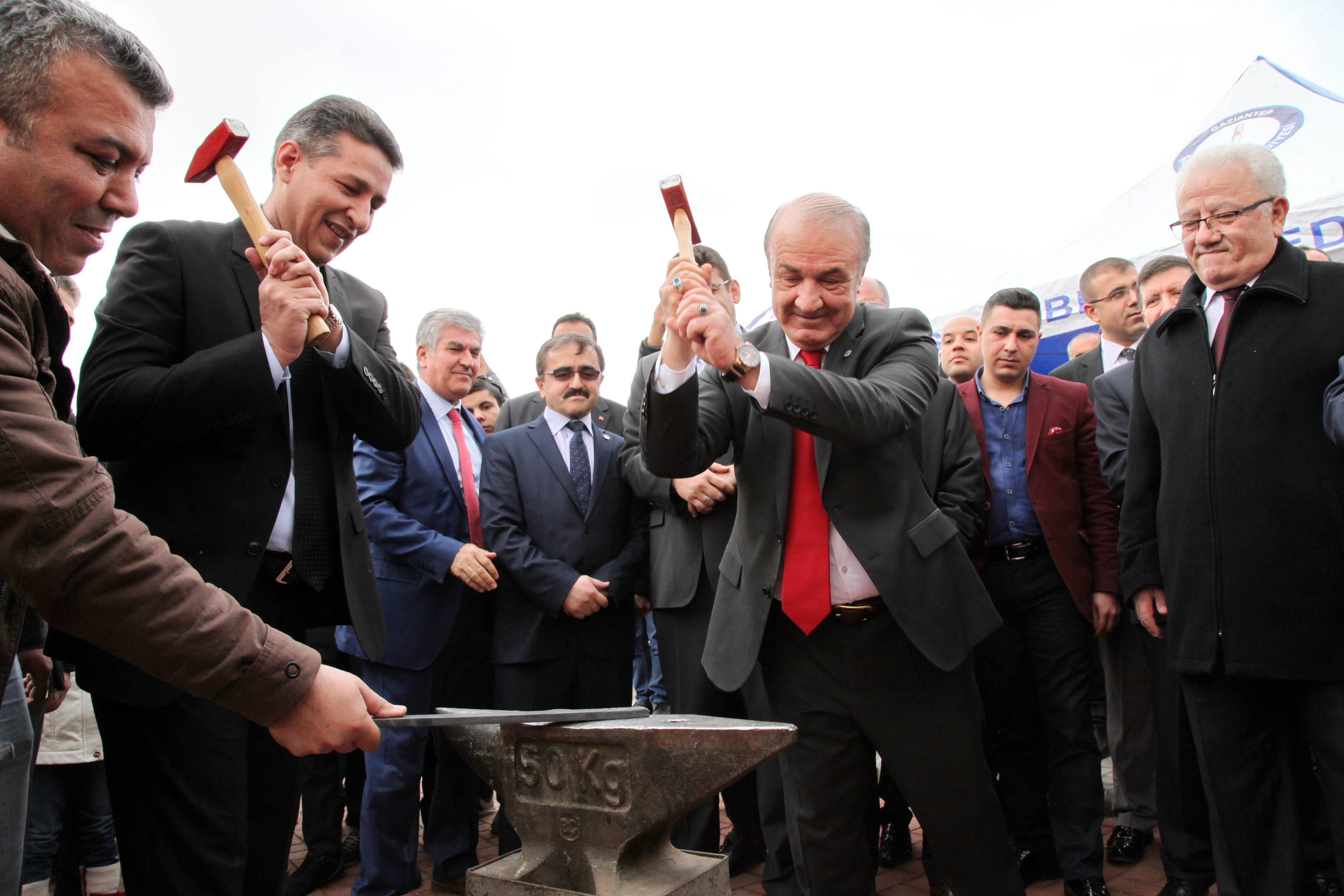 Gaziantep Üniversitesi'nde 'Renkli' Nevruz (5)
