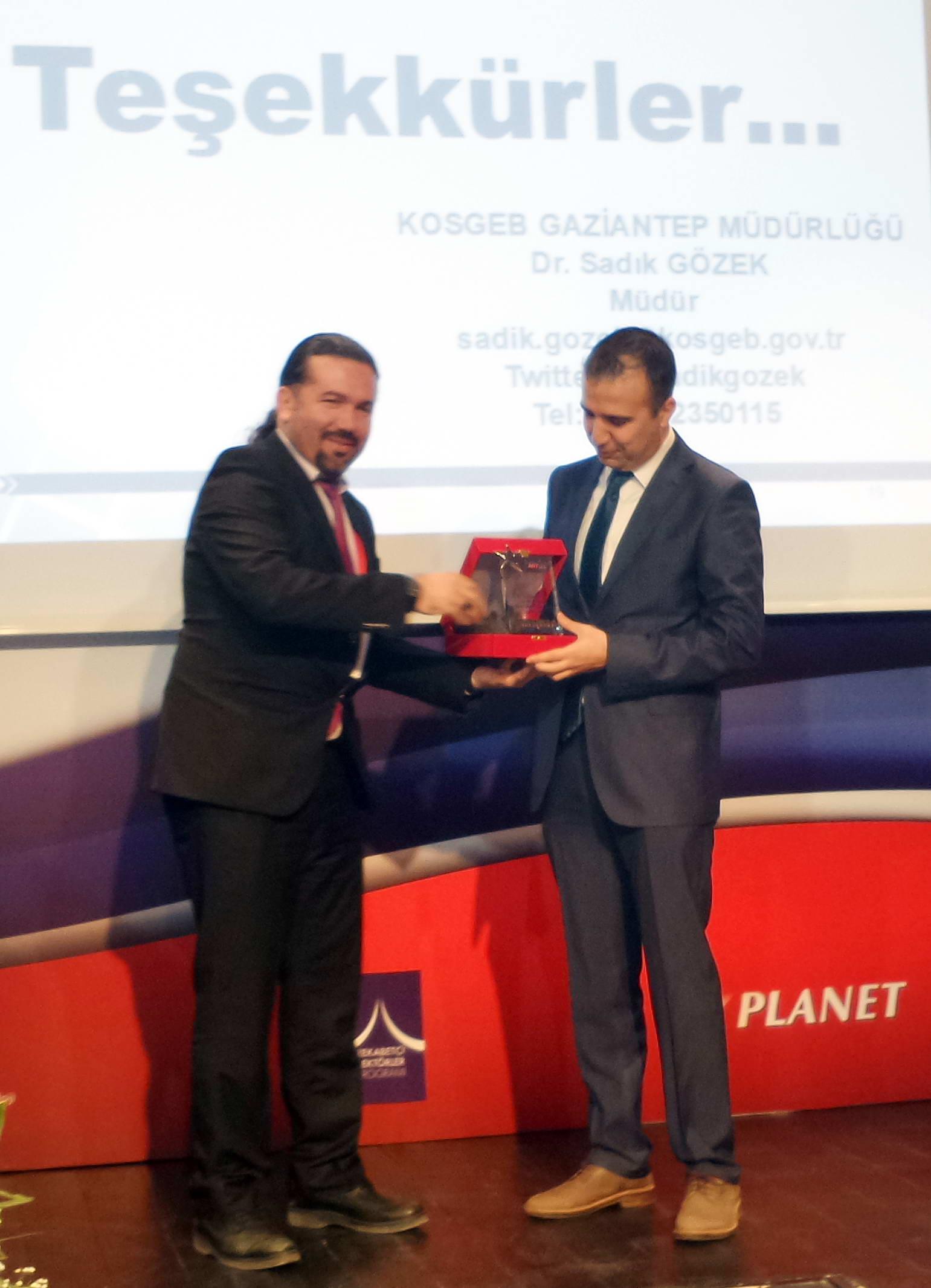 Gaziantep Teknopark 'ta Girişimcilik Paneli Buluşması (3)
