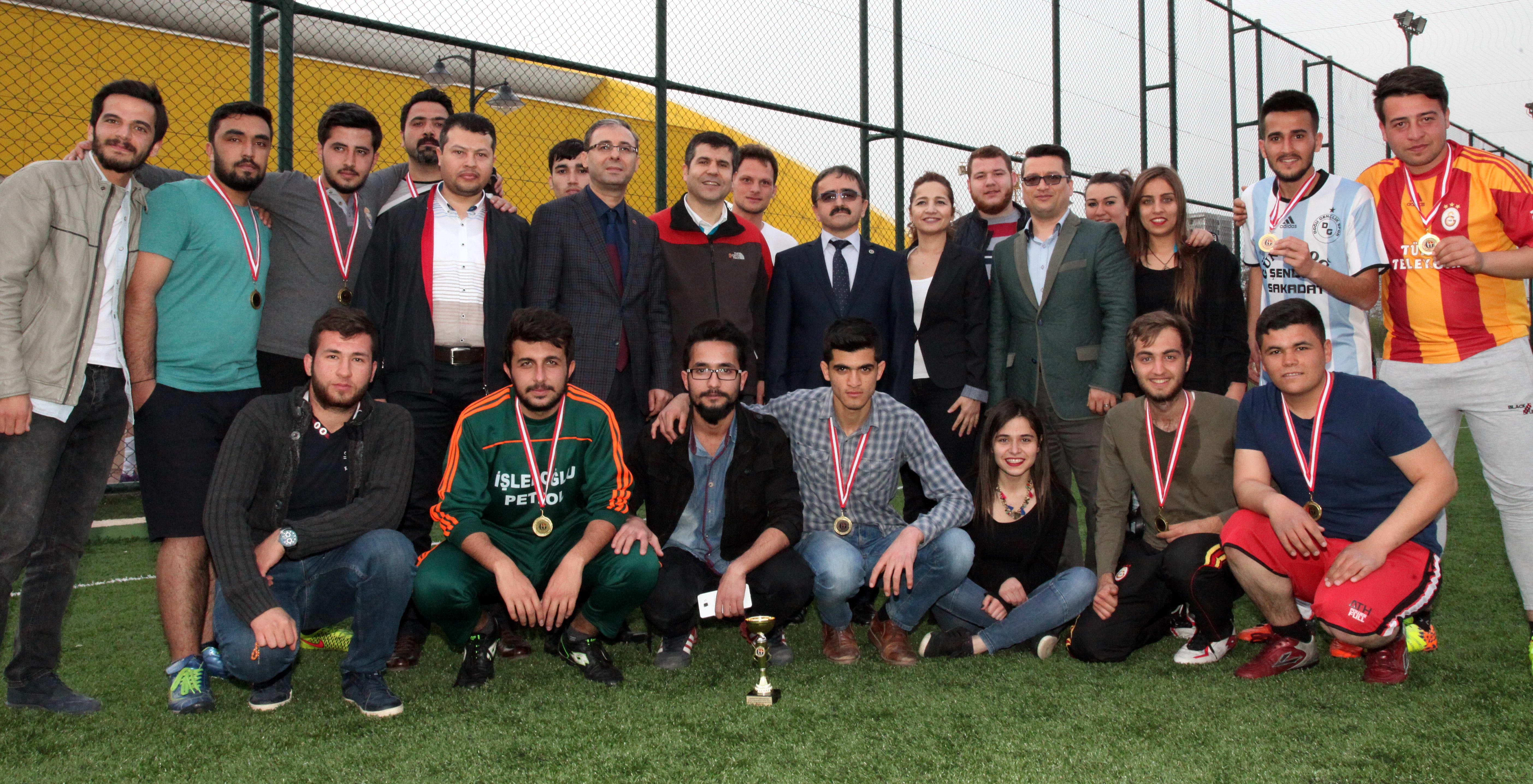 Sosyal Bilimler MYO'da Futbol Turnuvası -  (4)