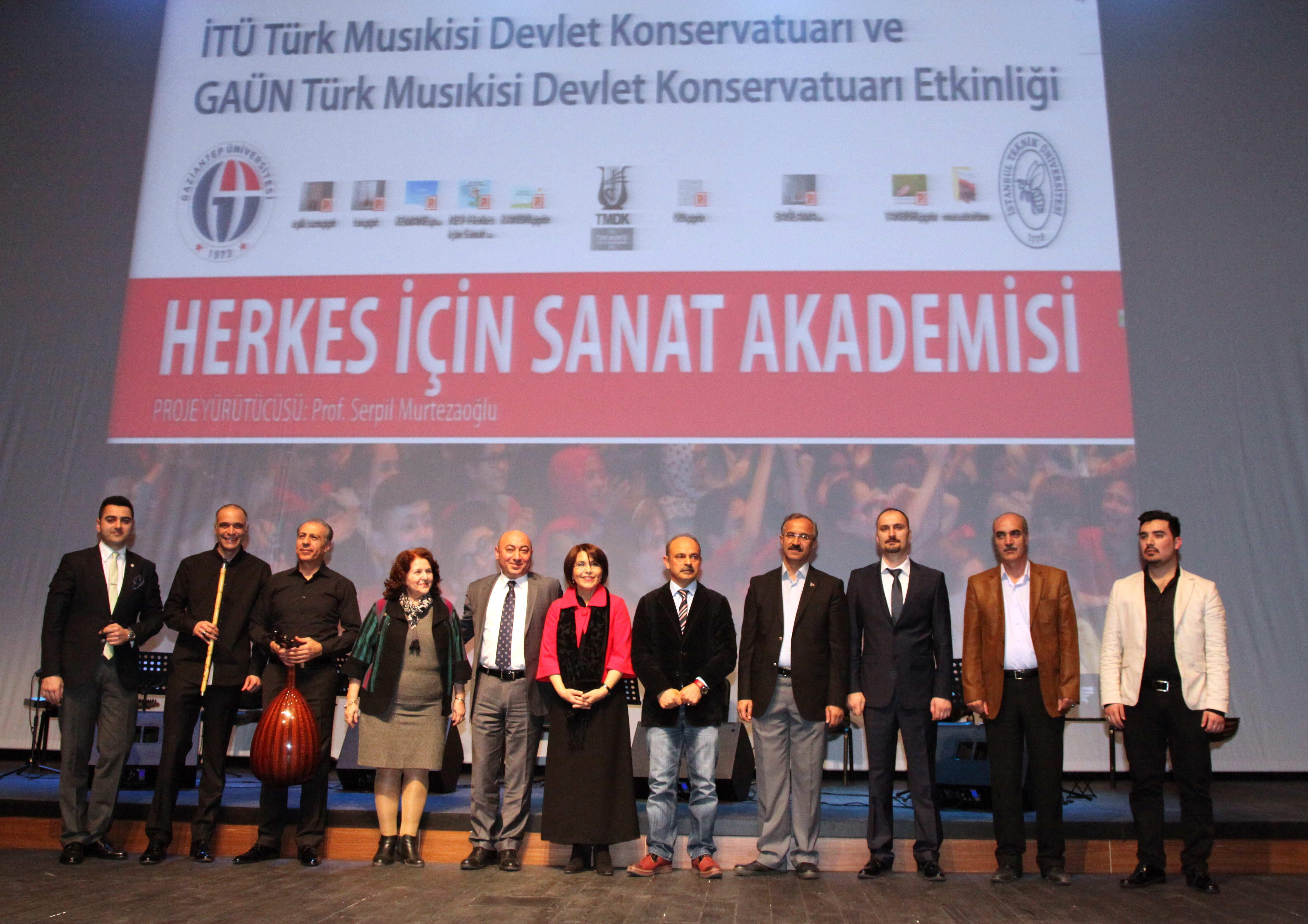 Türk müziği çalgılarımızı gençlerle birlikte dünya da tanıyacak (2)