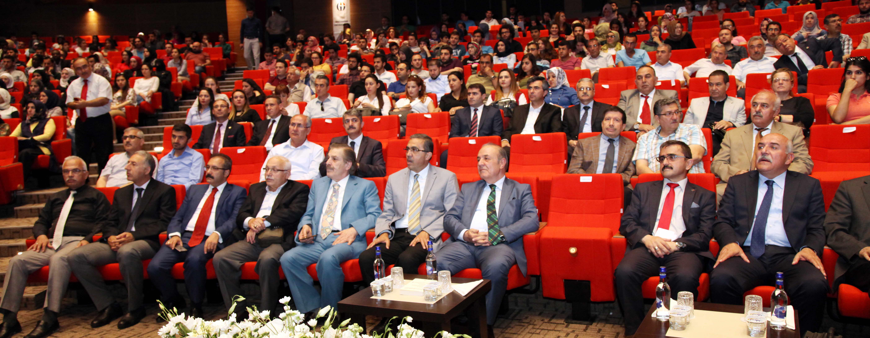 Gaziantep Üniversitesi'nde Necip Fazıl günleri (2)
