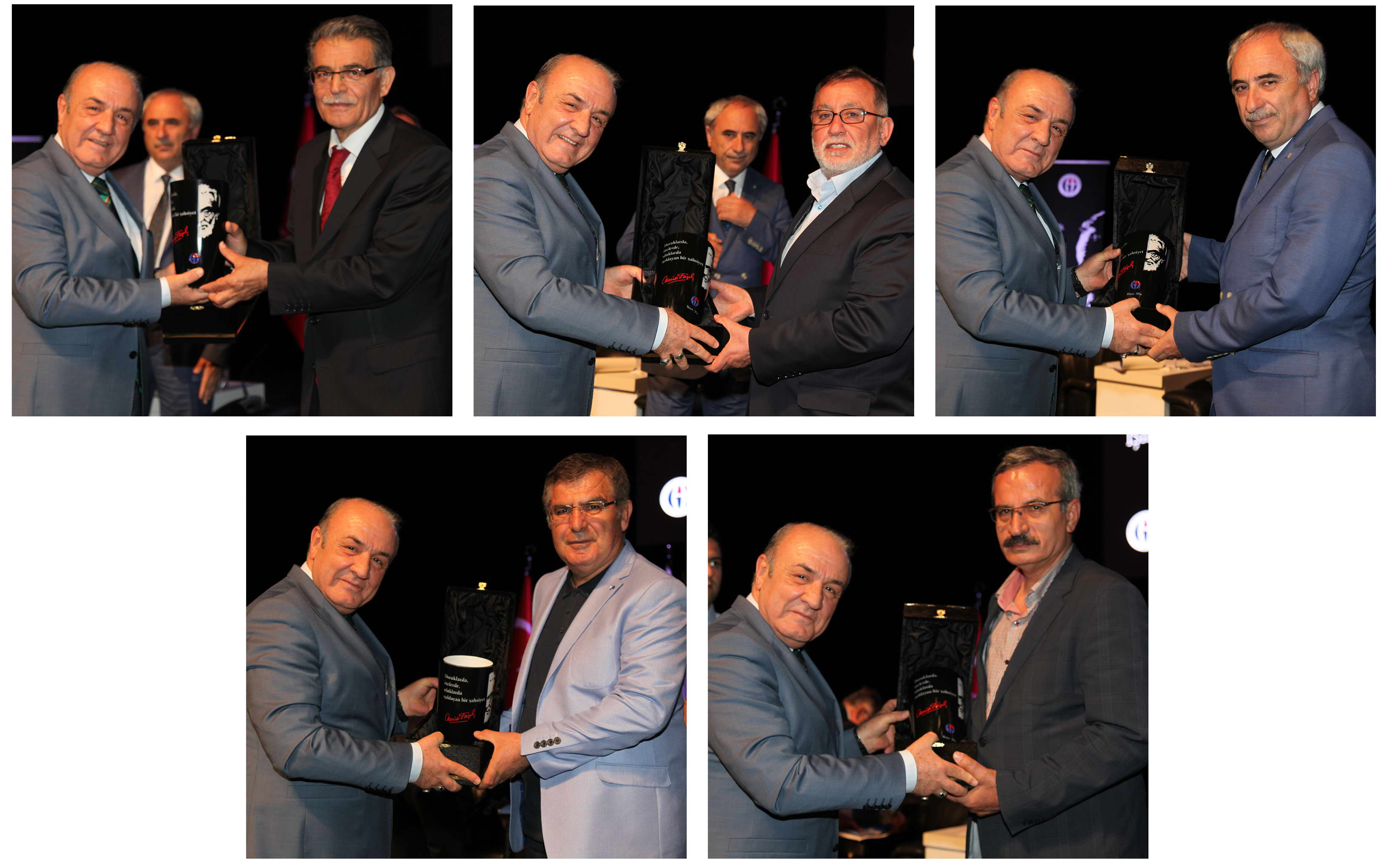 Gaziantep Üniversitesi'nde Necip Fazıl günleri (hediye)