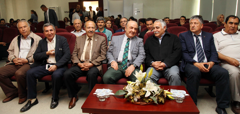 Yrd. Doç. Dr. Rifat Ergeç için emeklilik töreni düzenlendi (3)