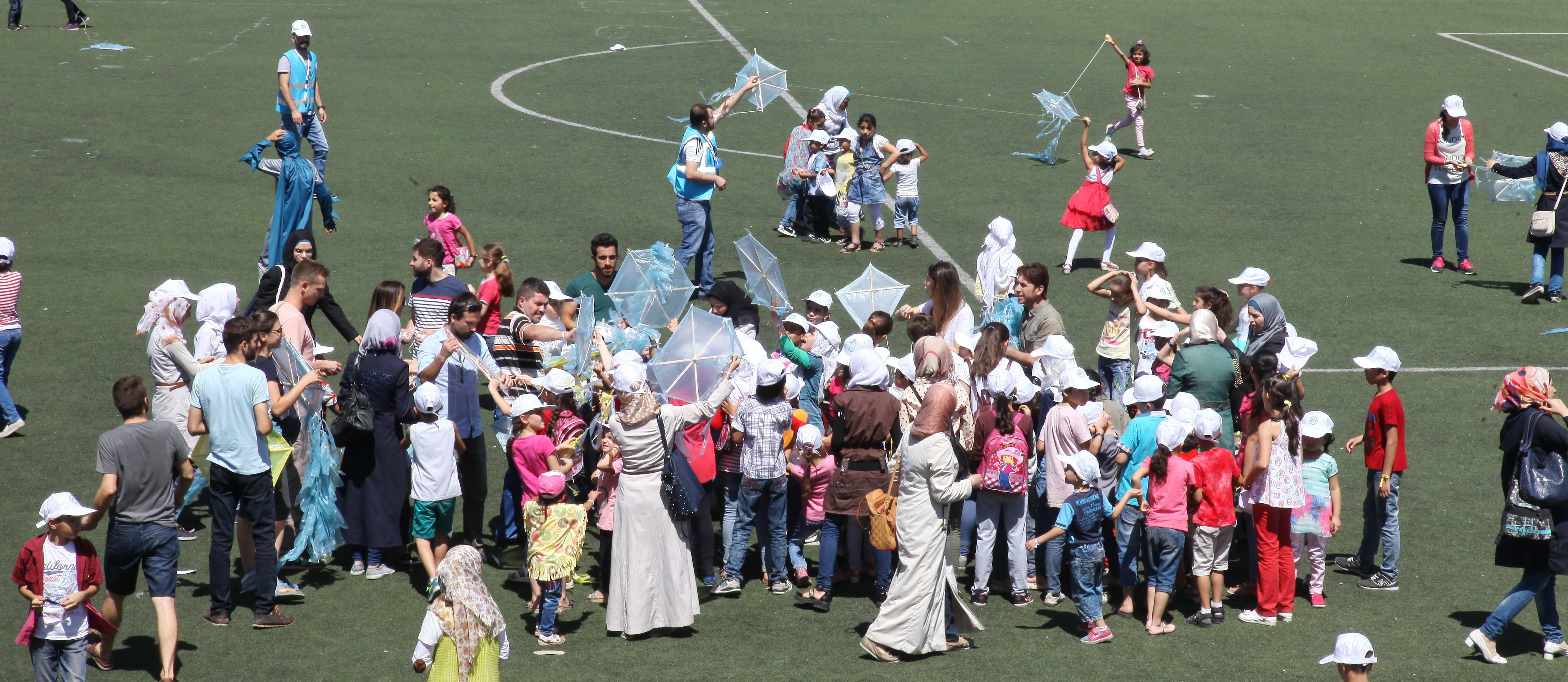 """GAÜN'de  """"Dünya Barış Günü"""" Etkinliği (2)"""
