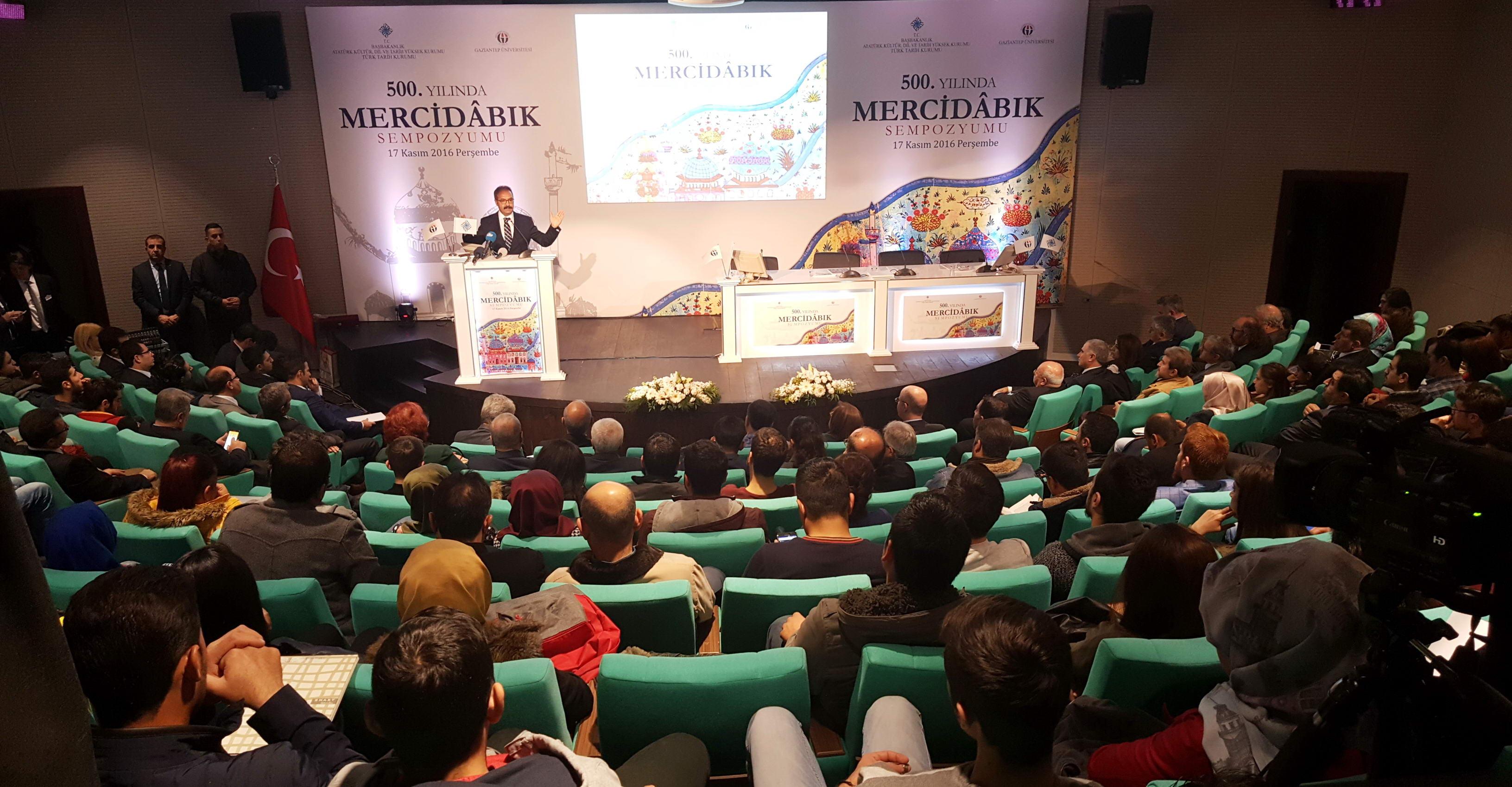 Mercidâbık Sempozyumu -  (Prof. Dr. Ali Gür-3)