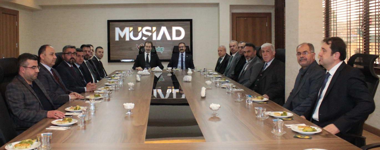 GAÜN ve MÜSİAD'dan ortak proje üretecek -  (2)