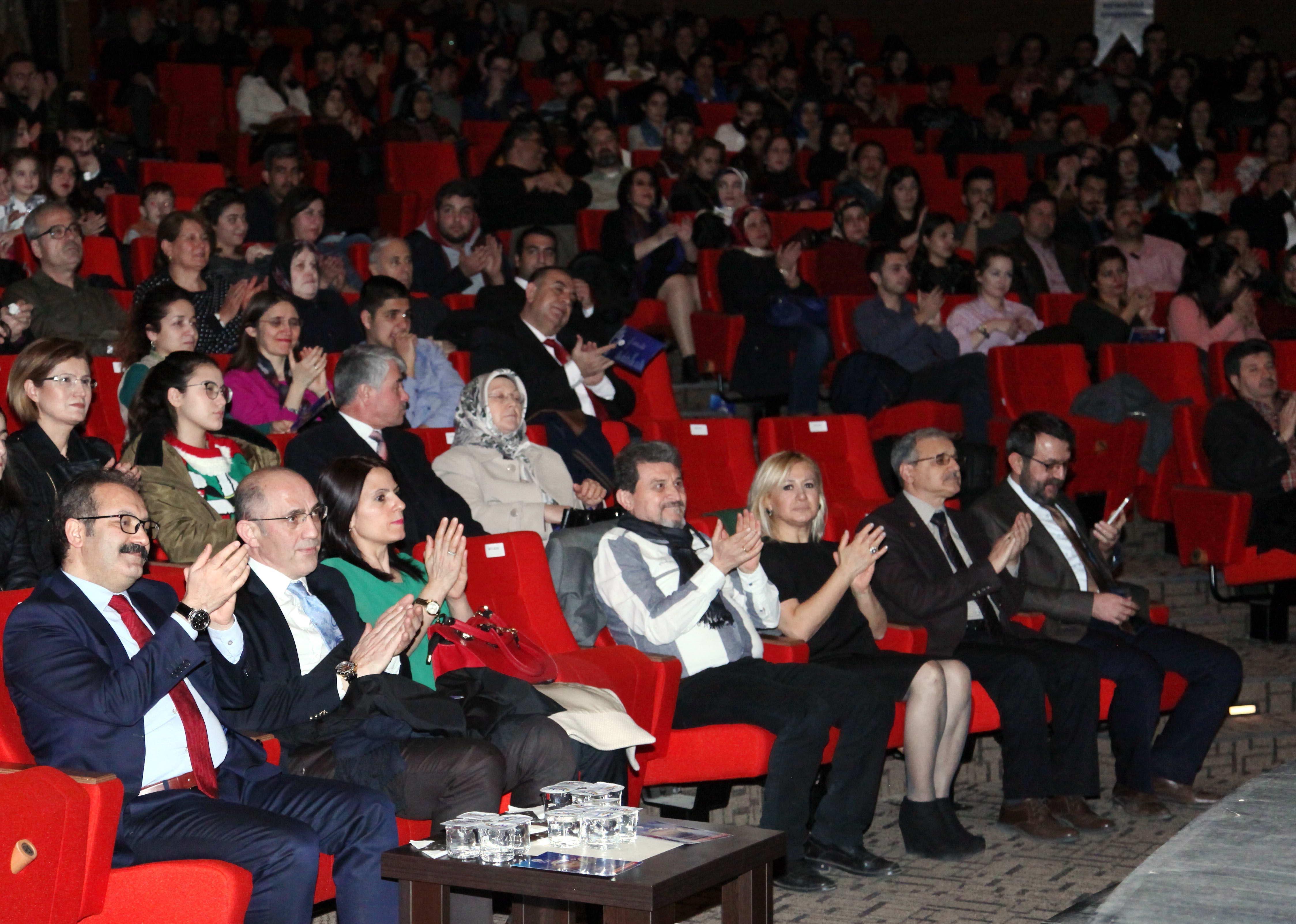 En sevilen Türk Sanat Müziği Şarkıları GAÜN'de Söylendi -  (4)