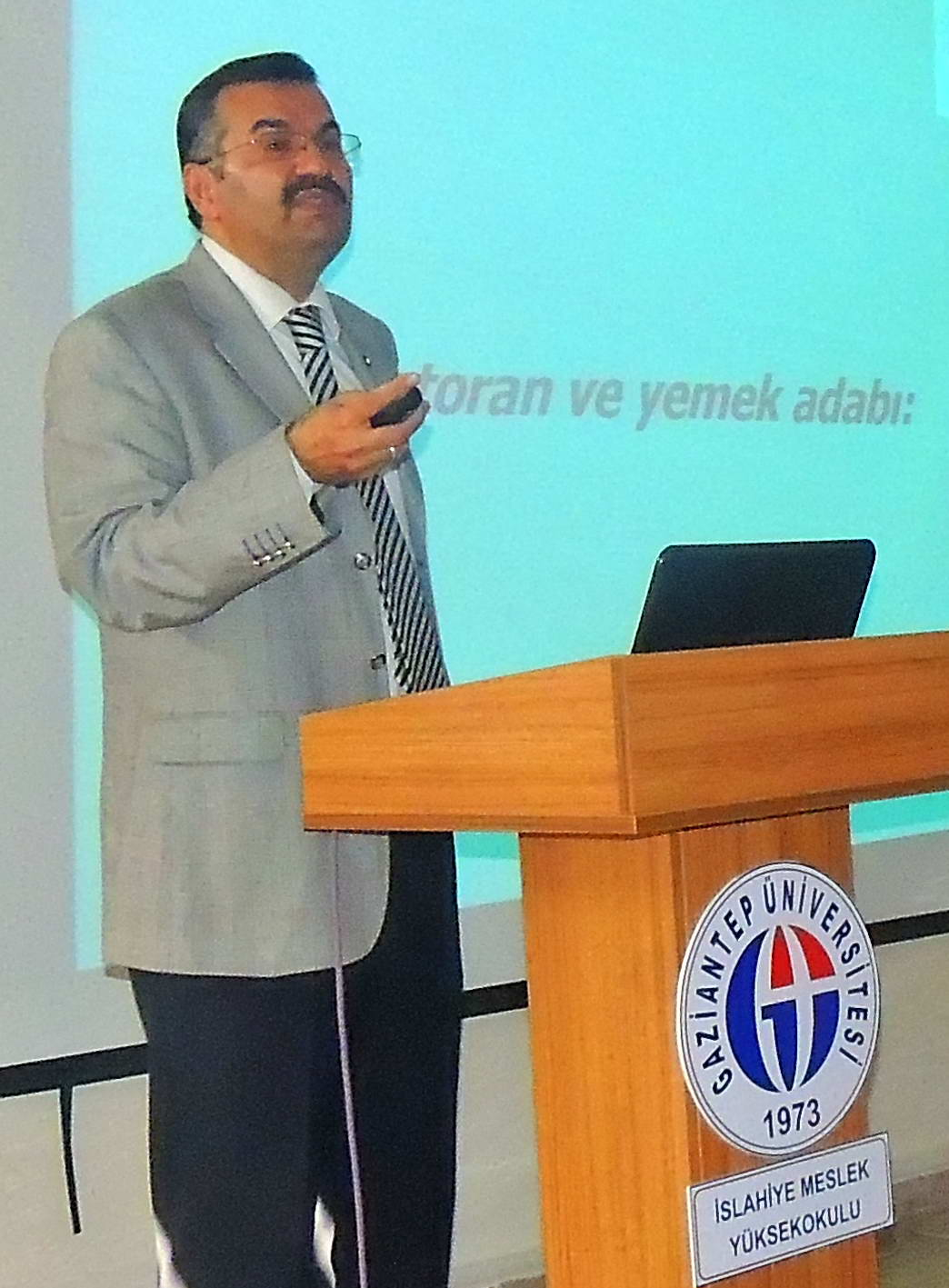 TDP Kapsamında Görgü ve Protokol Kuralları Konferansı Verildi (1)