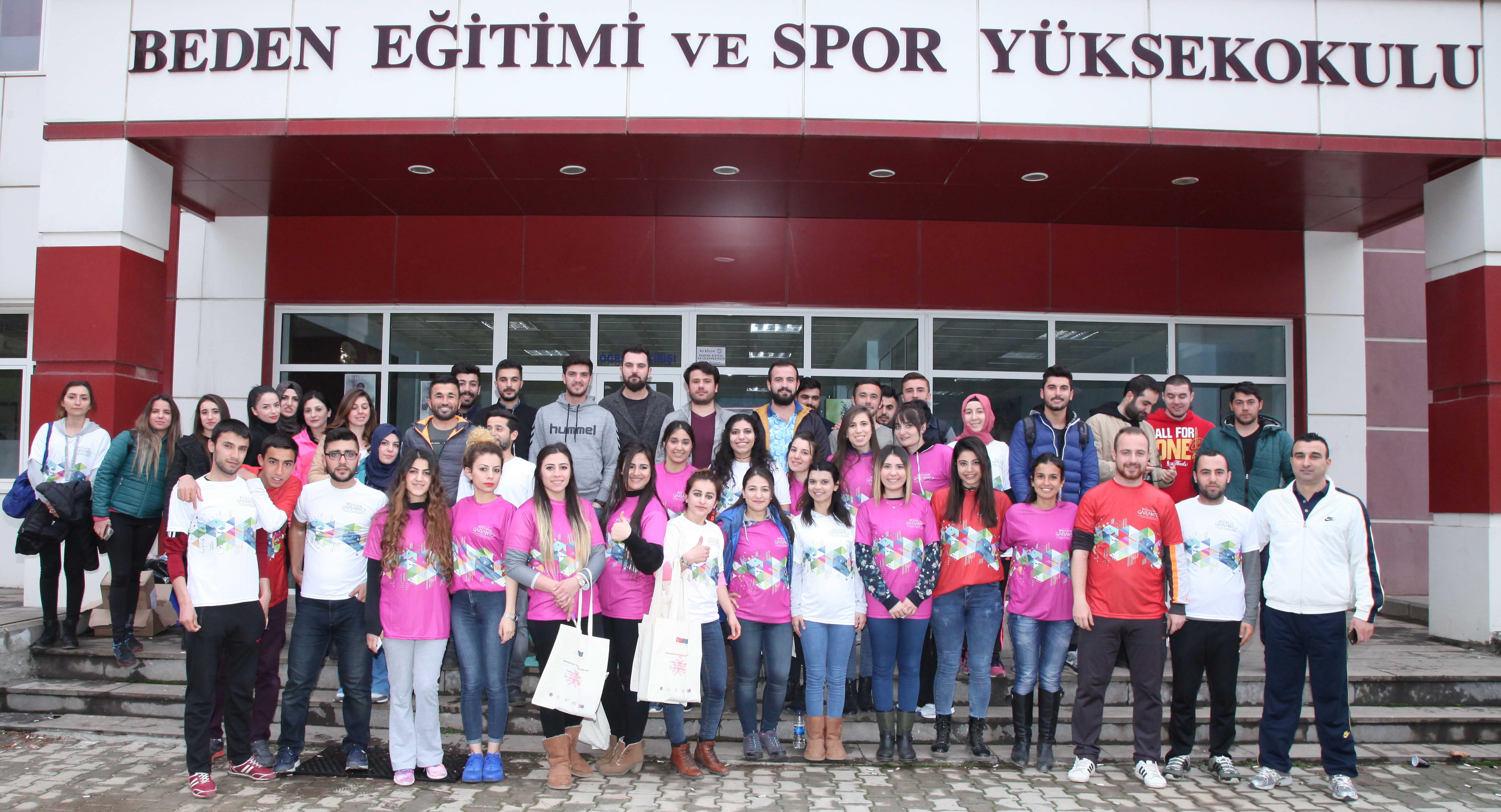 GAÜN Öğrencilerinden Kan Bağışı Etkinliği (2)