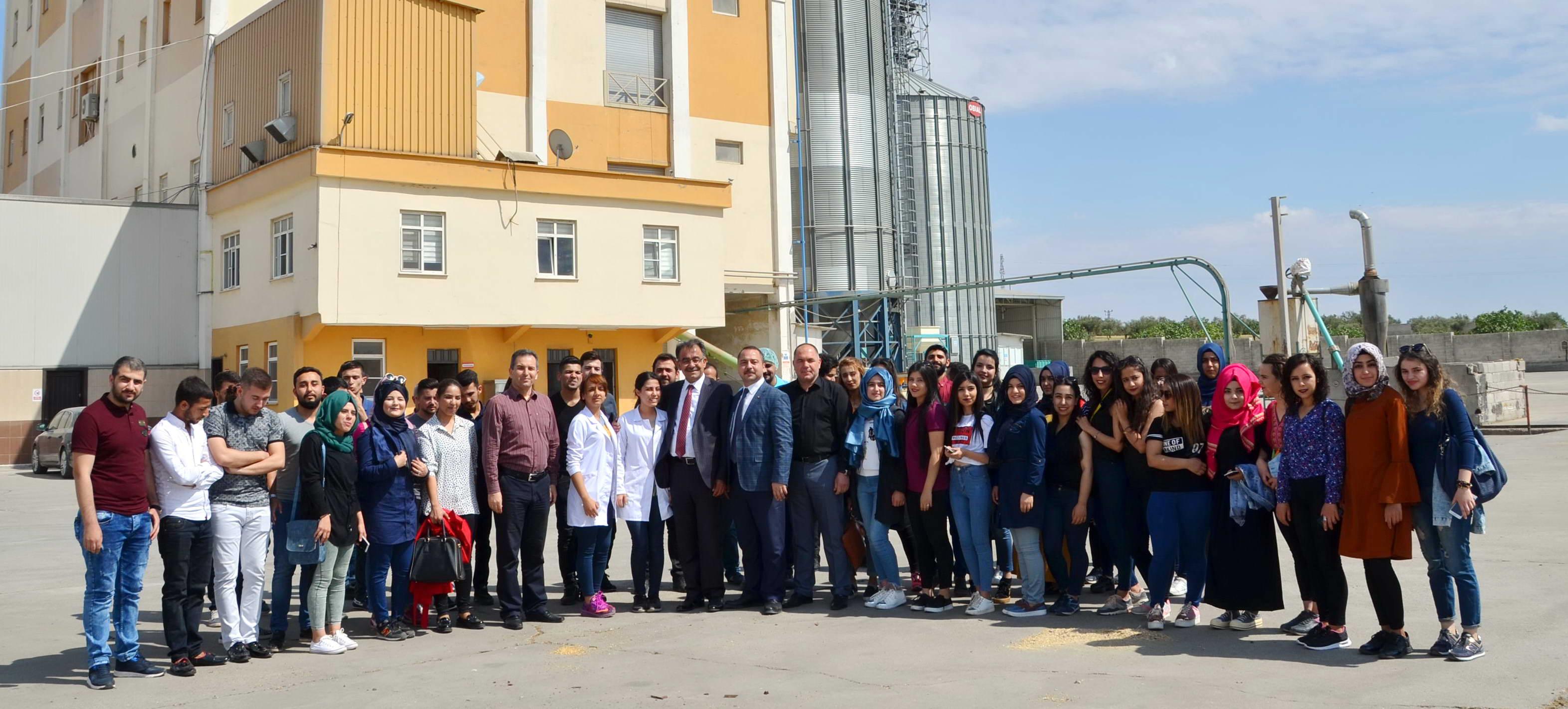 Nizip MYO Öğrencileri Teknik Geziye Katıldı
