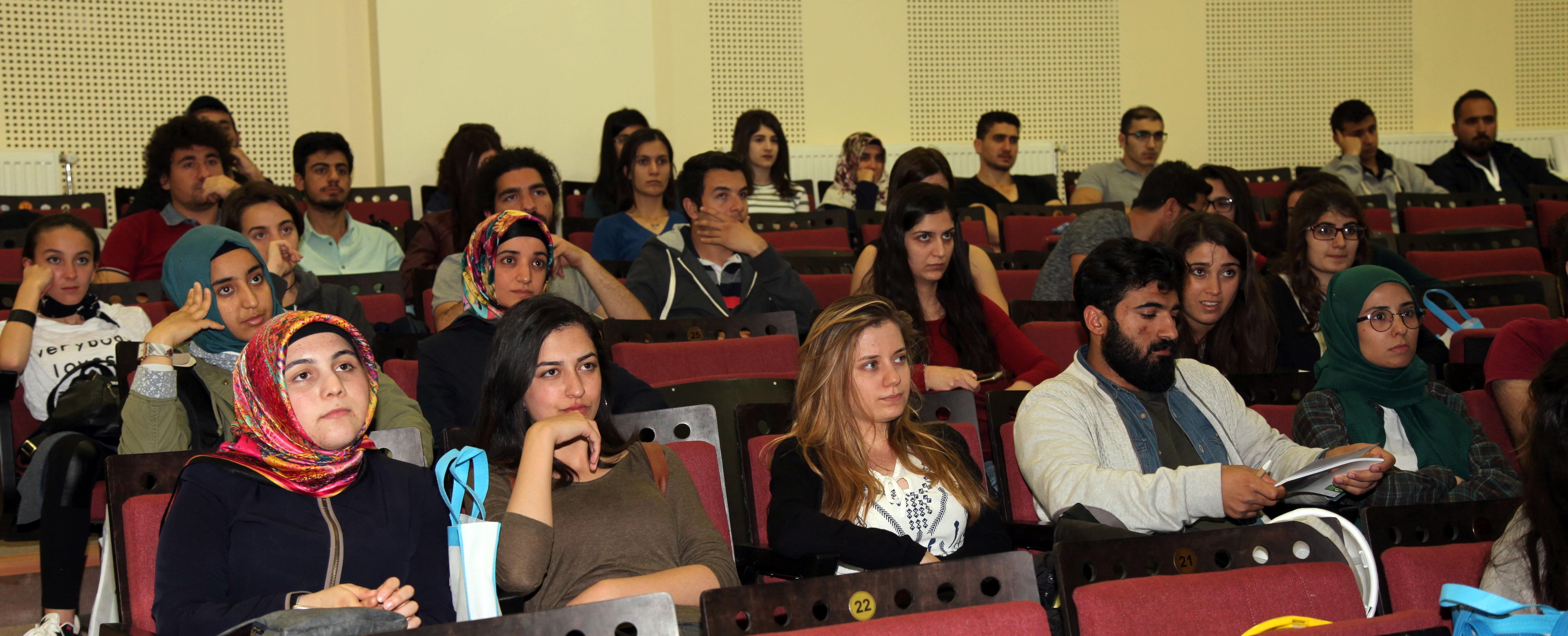 Pazarlama ve İnovasyon Müdürü Özkaynak'tan Strateji Konferansı (2)