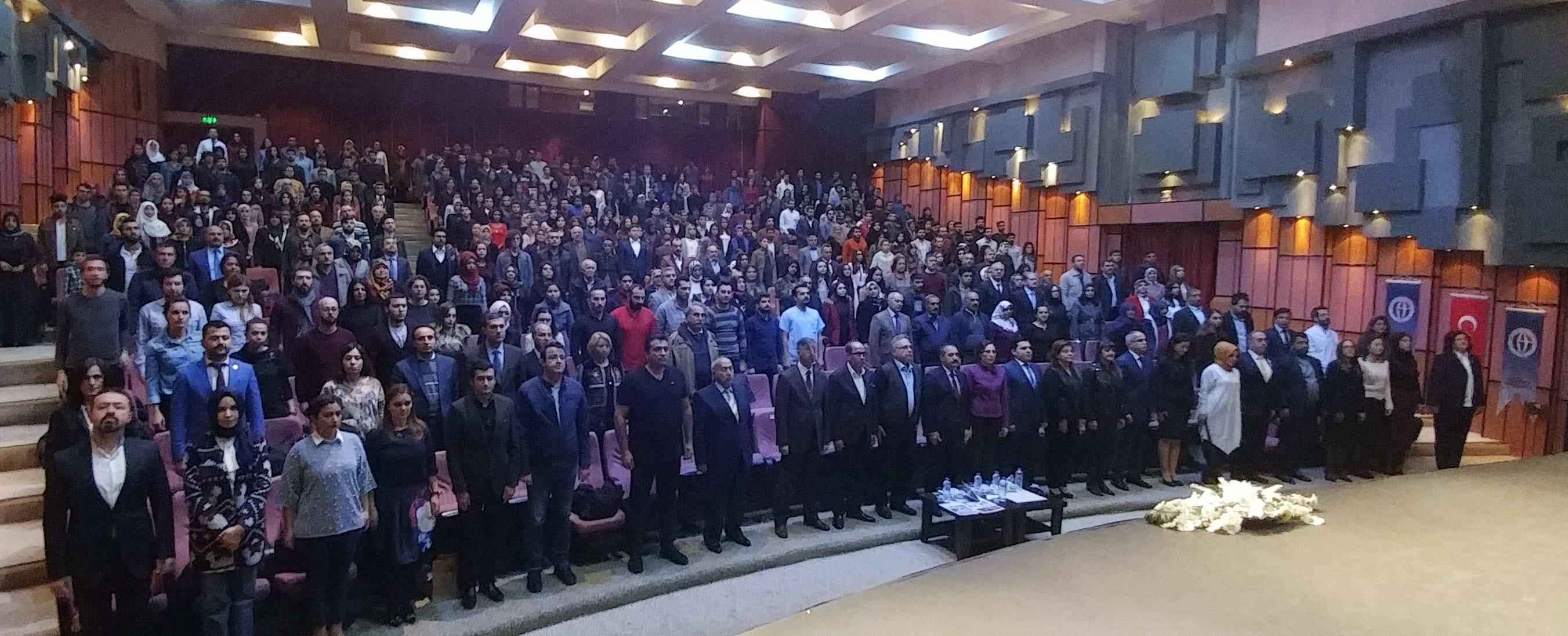 GAÜN'DE 74 ÖĞRENCİ BEYAZ ÖNLÜK GİYDİ -  (3)