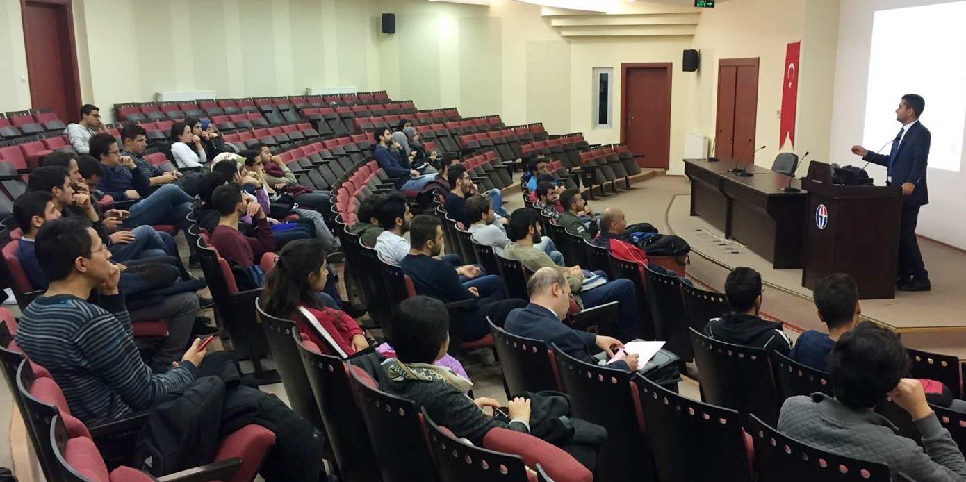 GAÜN'de Erasmus+ Toplantısı-2