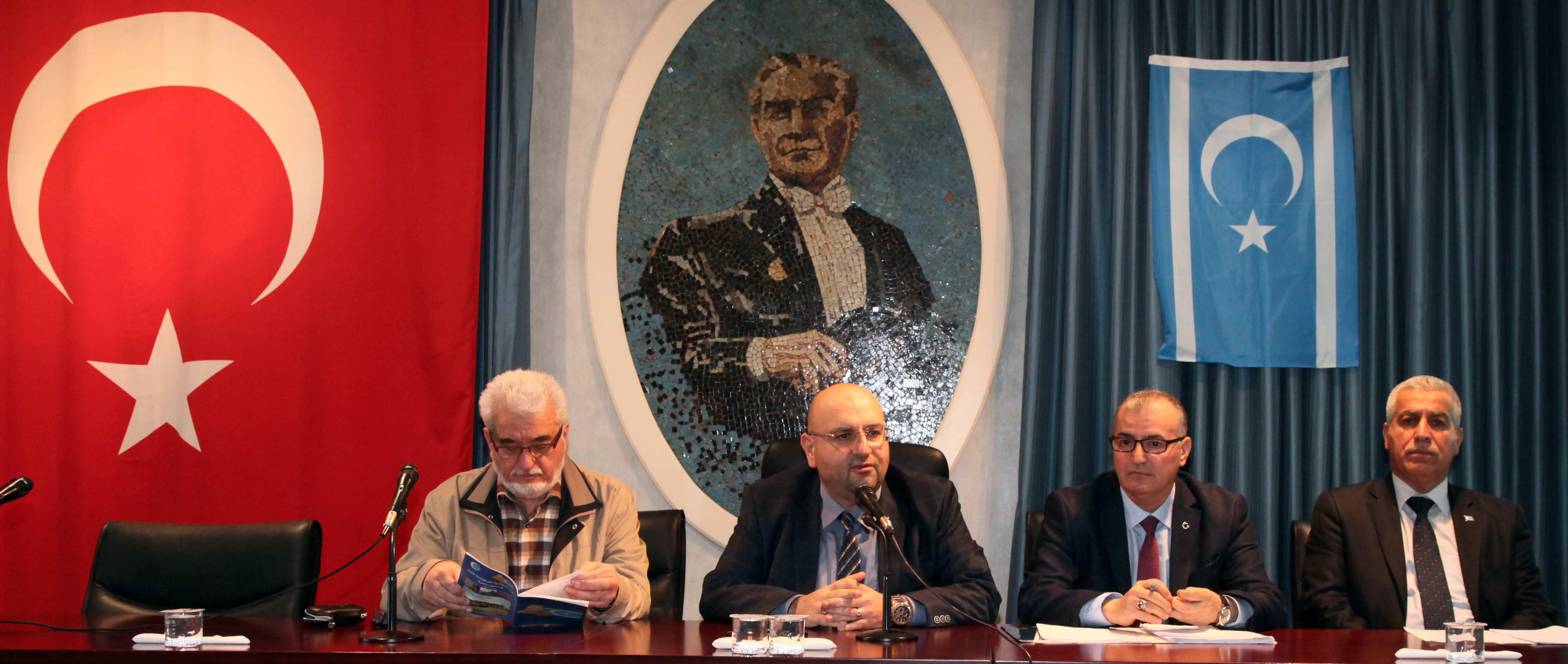 GAÜN'de Kerkük Türkmenlerinin Gözü ile Geçmişten Bu Güne Kerkük Meselesi Paneli -  (1)