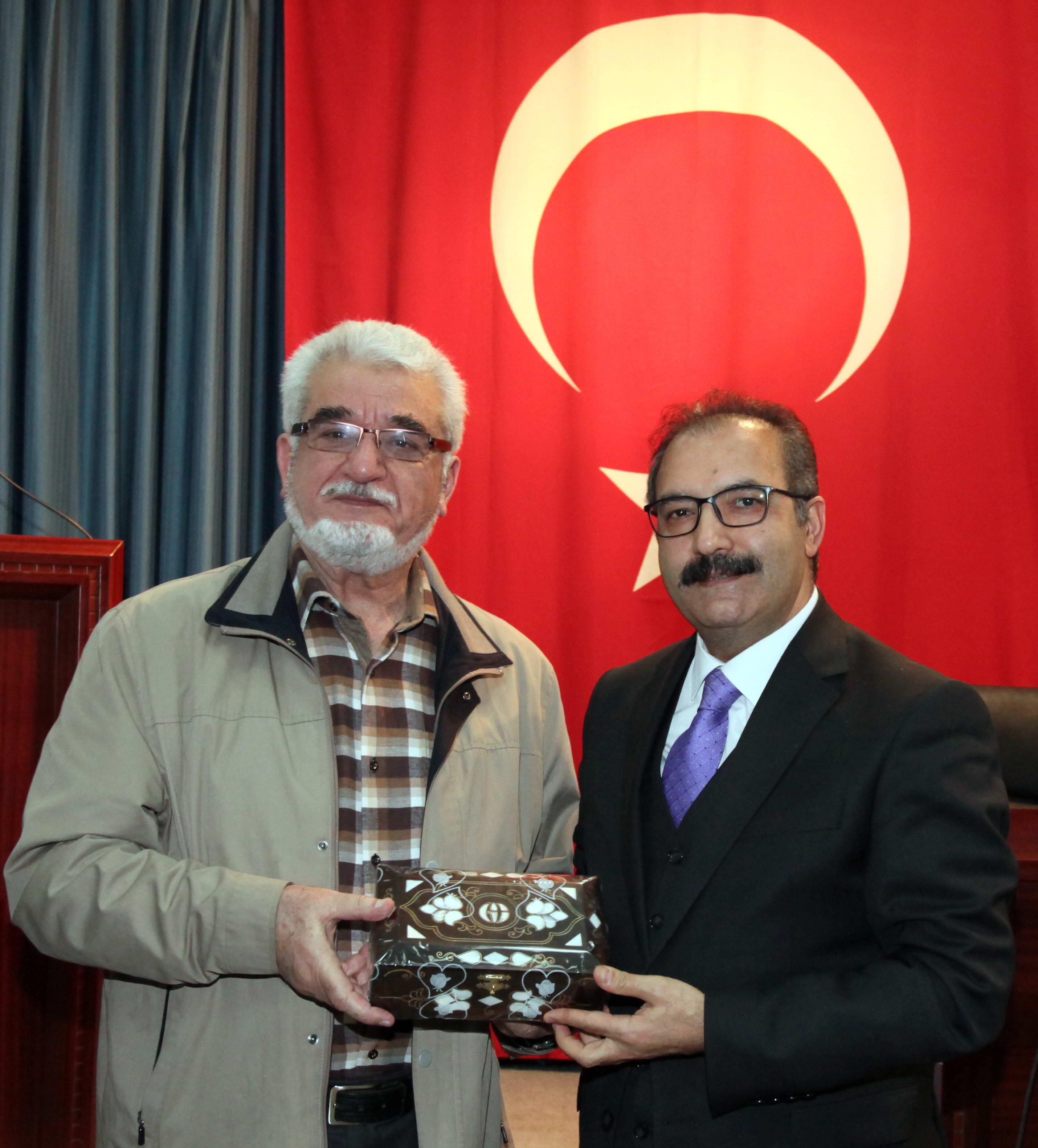 GAÜN'de Kerkük Türkmenlerinin Gözü ile Geçmişten Bu Güne Kerkük Meselesi Paneli -  (2)