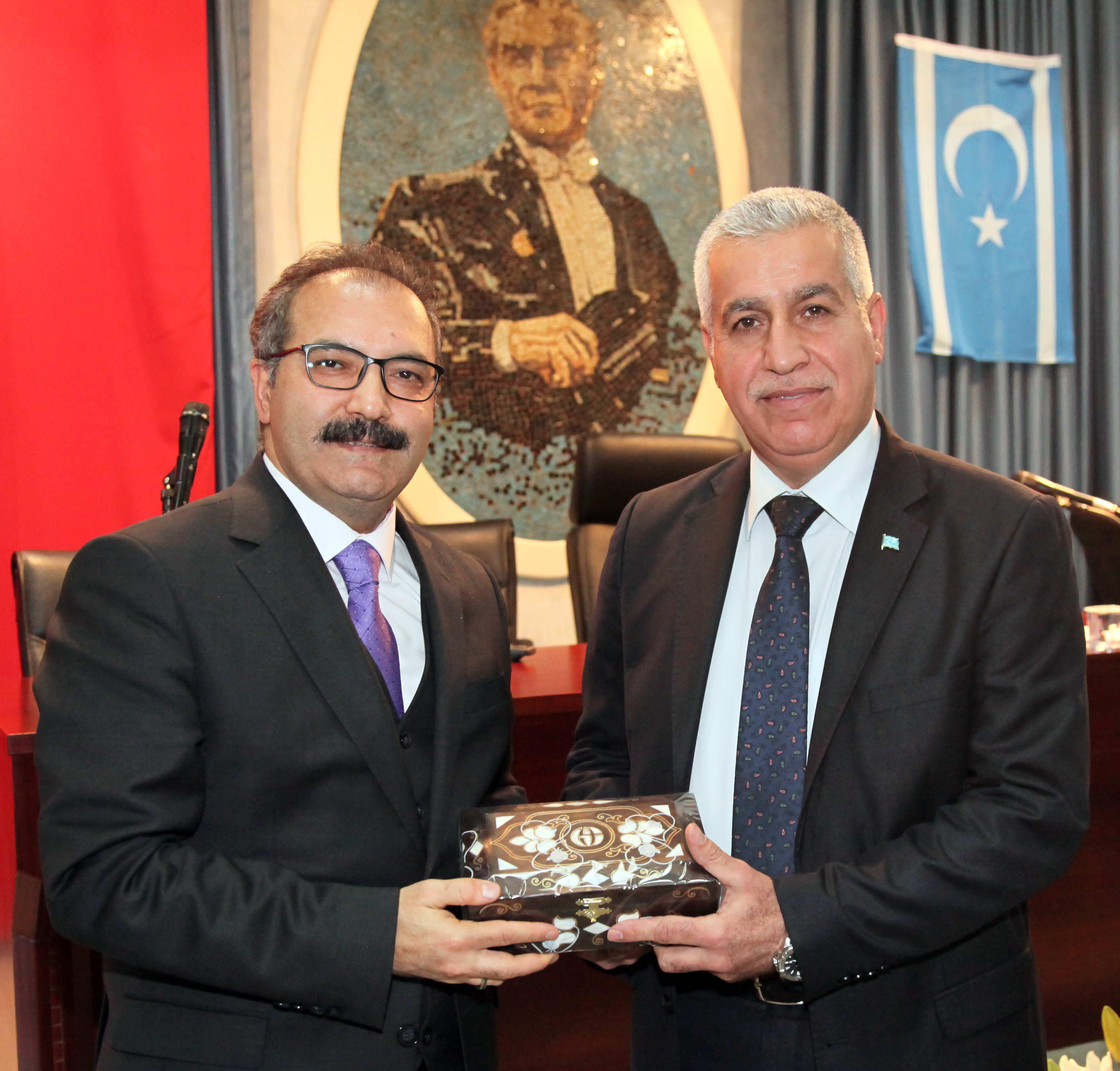 GAÜN'de Kerkük Türkmenlerinin Gözü ile Geçmişten Bu Güne Kerkük Meselesi Paneli -  (4)