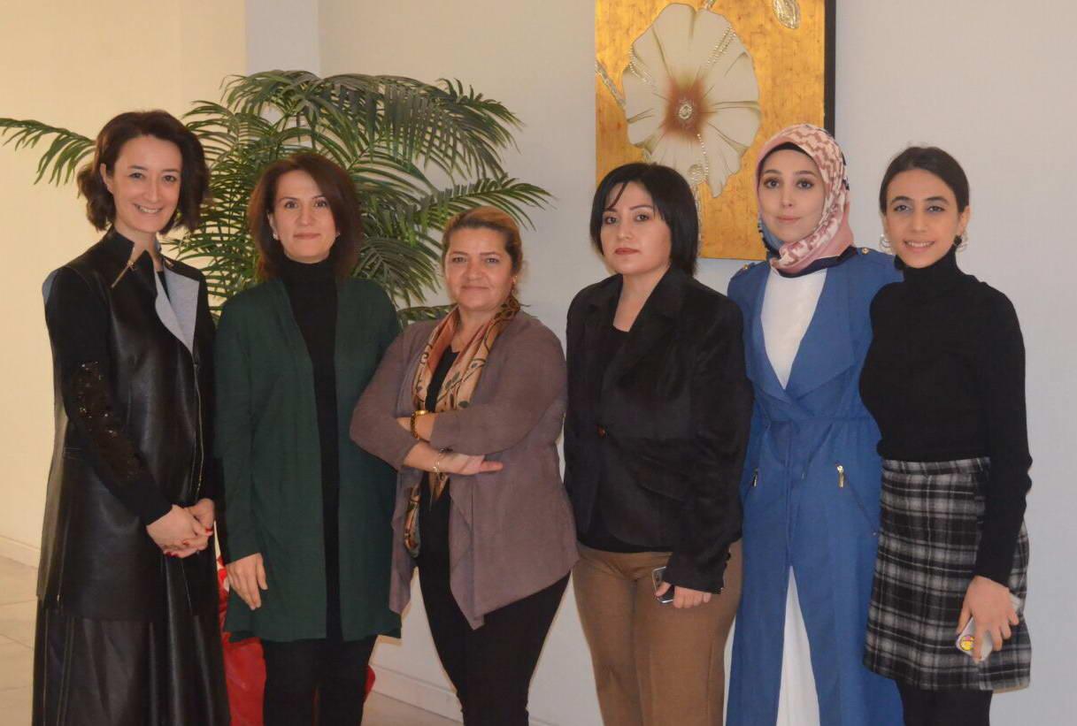 """GAÜN Önderliğinde """"Mülteciler de Ebeveyndir"""" ile Yeni Bir Süreç Başlıyor -  (2)"""