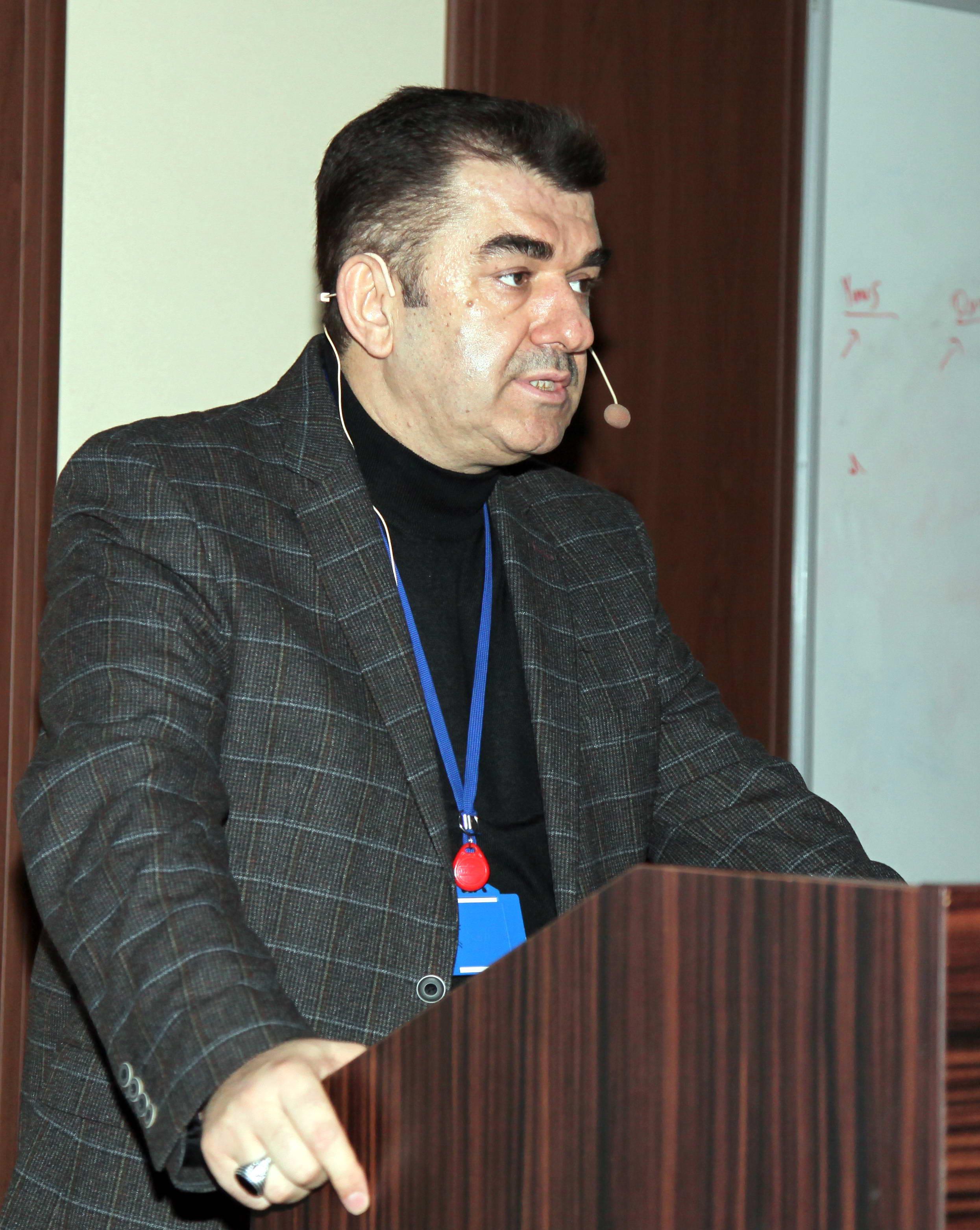 """Prof. Dr. Yıldırım'dan """"Her Hasta Bir Hikayedir"""" Konferansı -  (1)"""