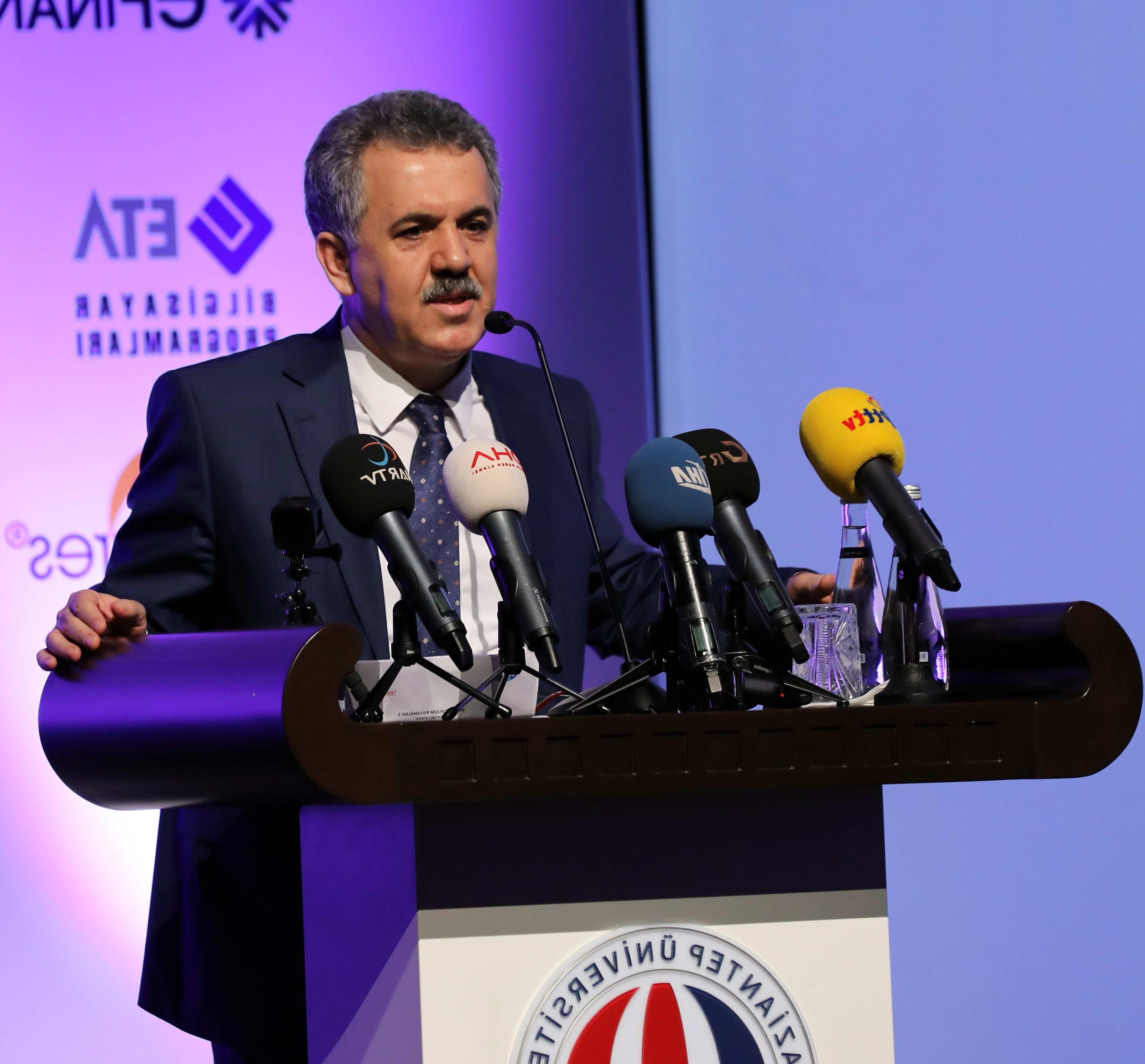 PTT Genel Müdür Yardımcısı Yusuf Canpolat